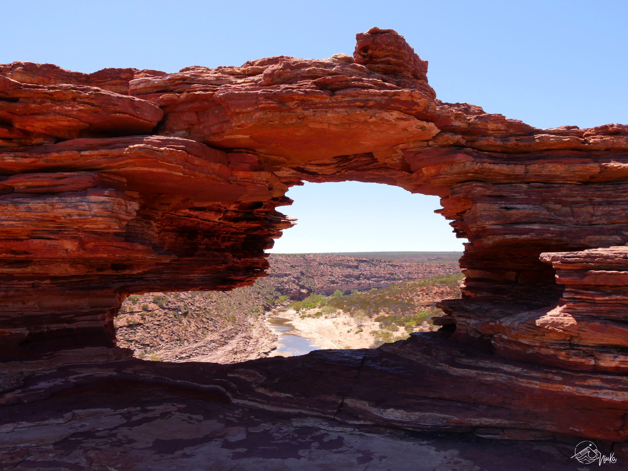Nature Window, Kalbarri Nationalpark