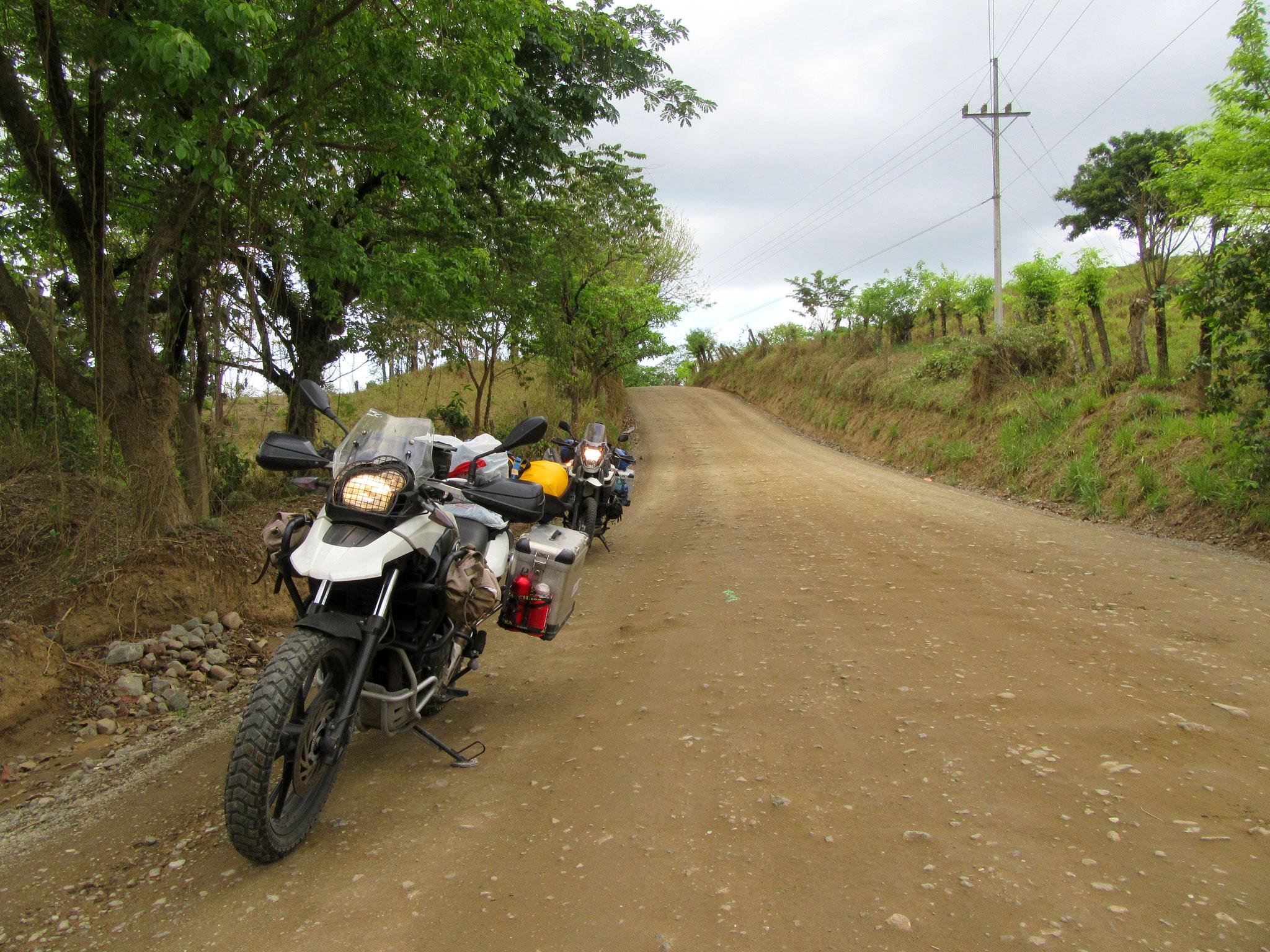 Fahrt nach Santa Teresa