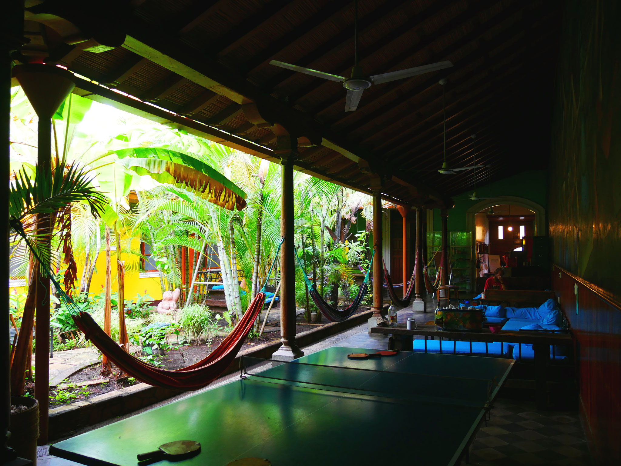 Hostel Oasis, Granada / Nicaragua