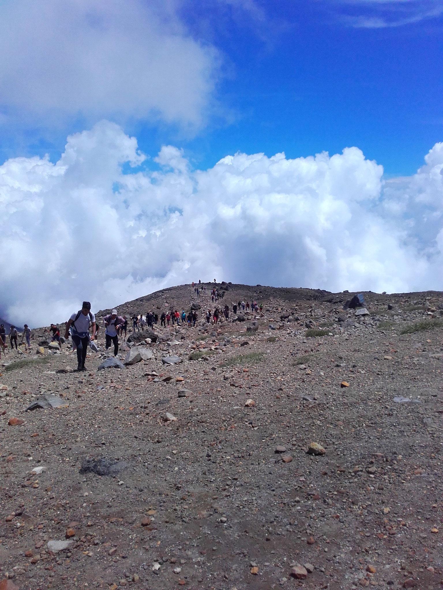 Vulkan Santa Ana, El Salvador