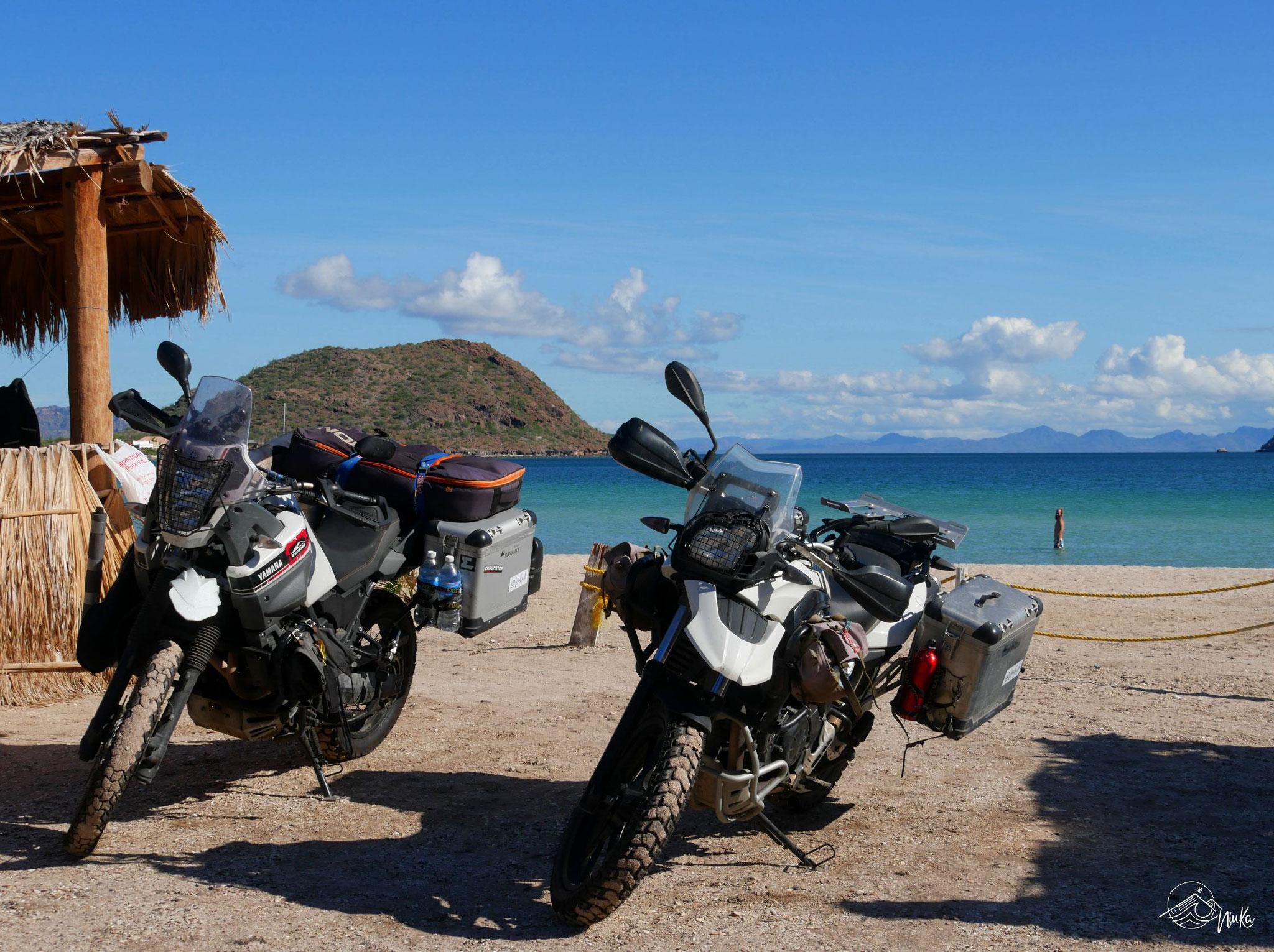 Playa Santispac