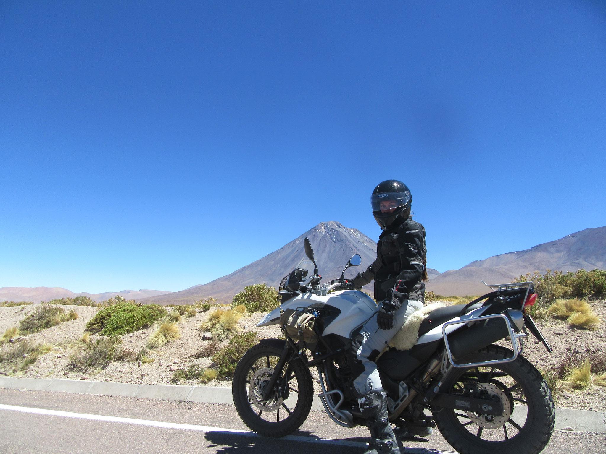 Vulcano Atacama Desert