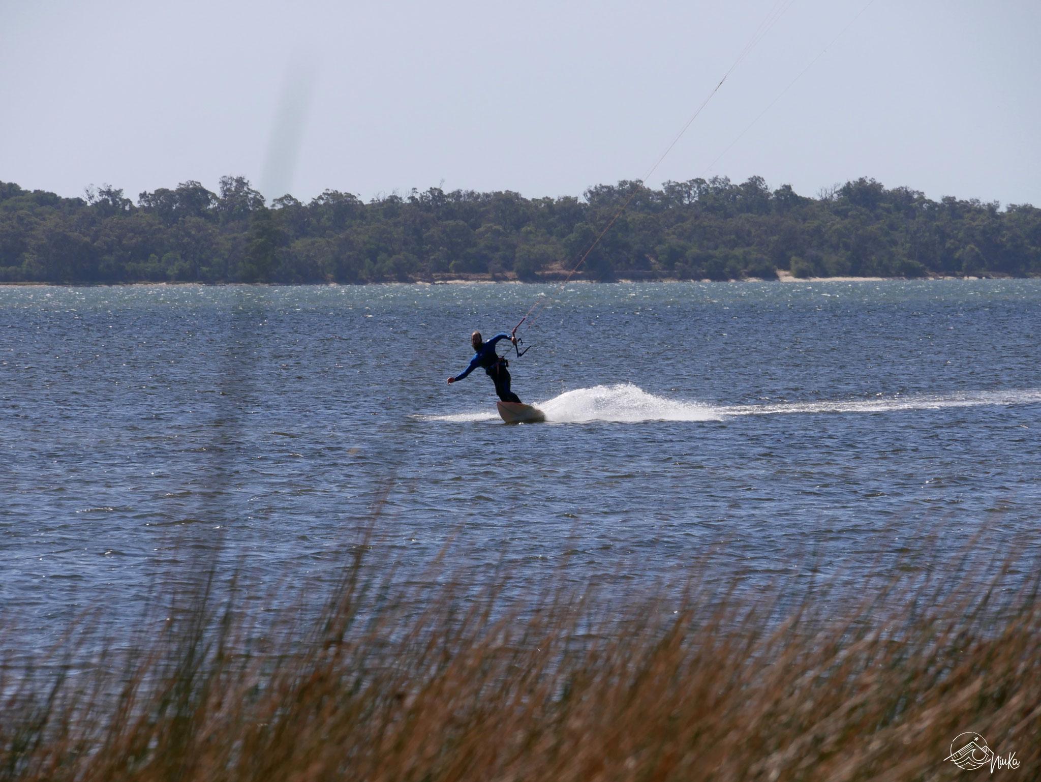 Kitesurfen in Australind