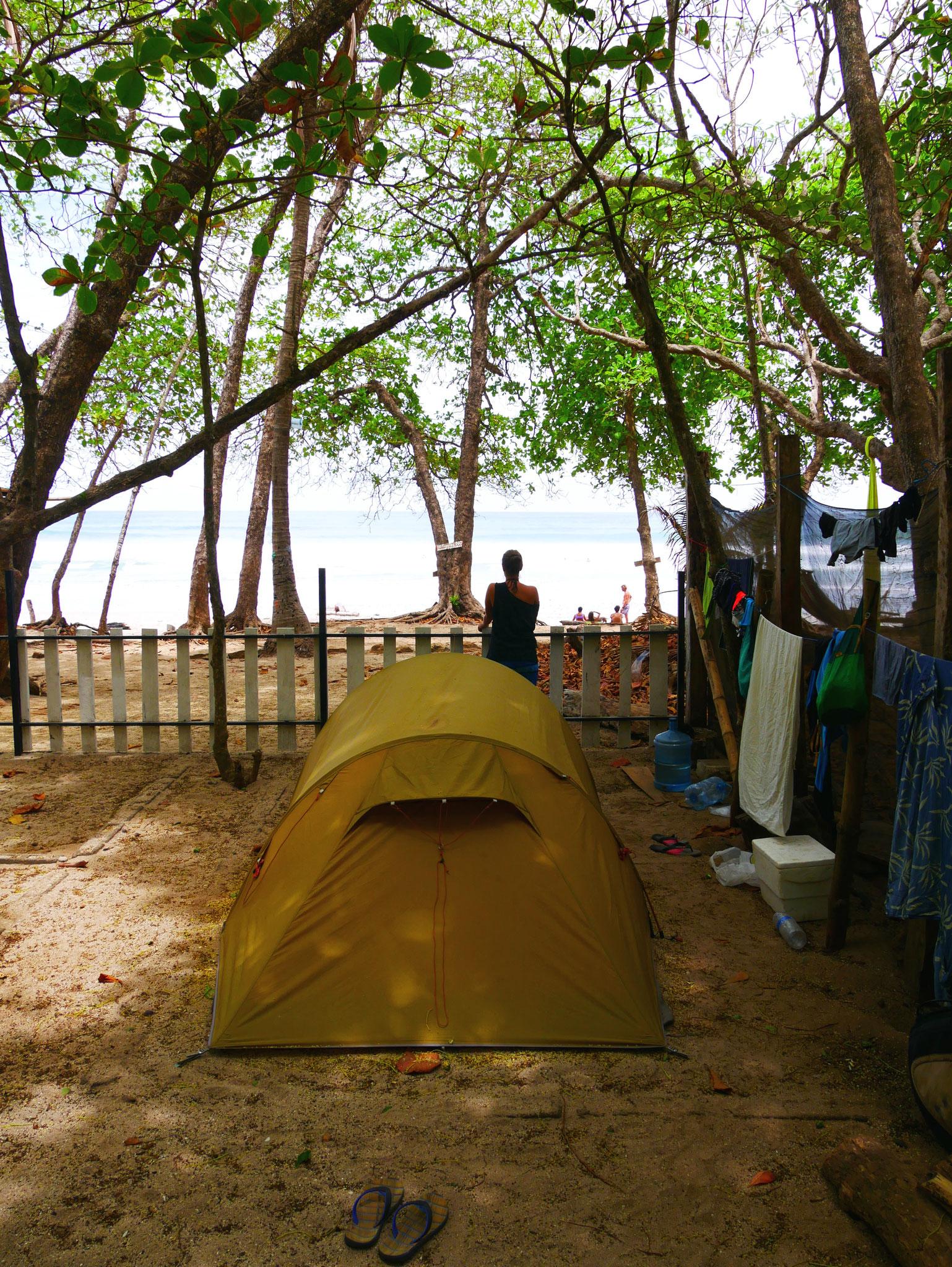 Campground Santa Teresa