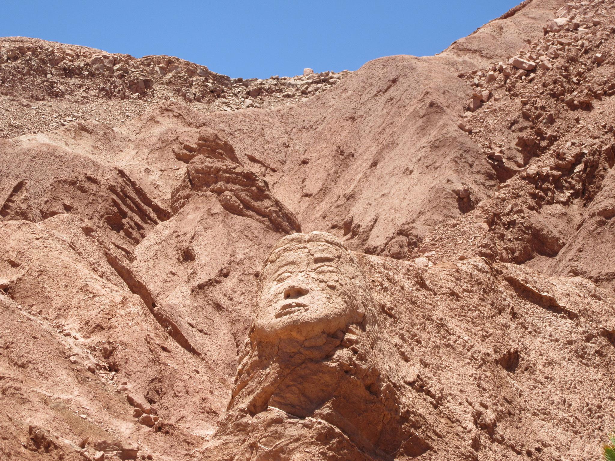 Inka-Stätte Atacamawüste, Chile