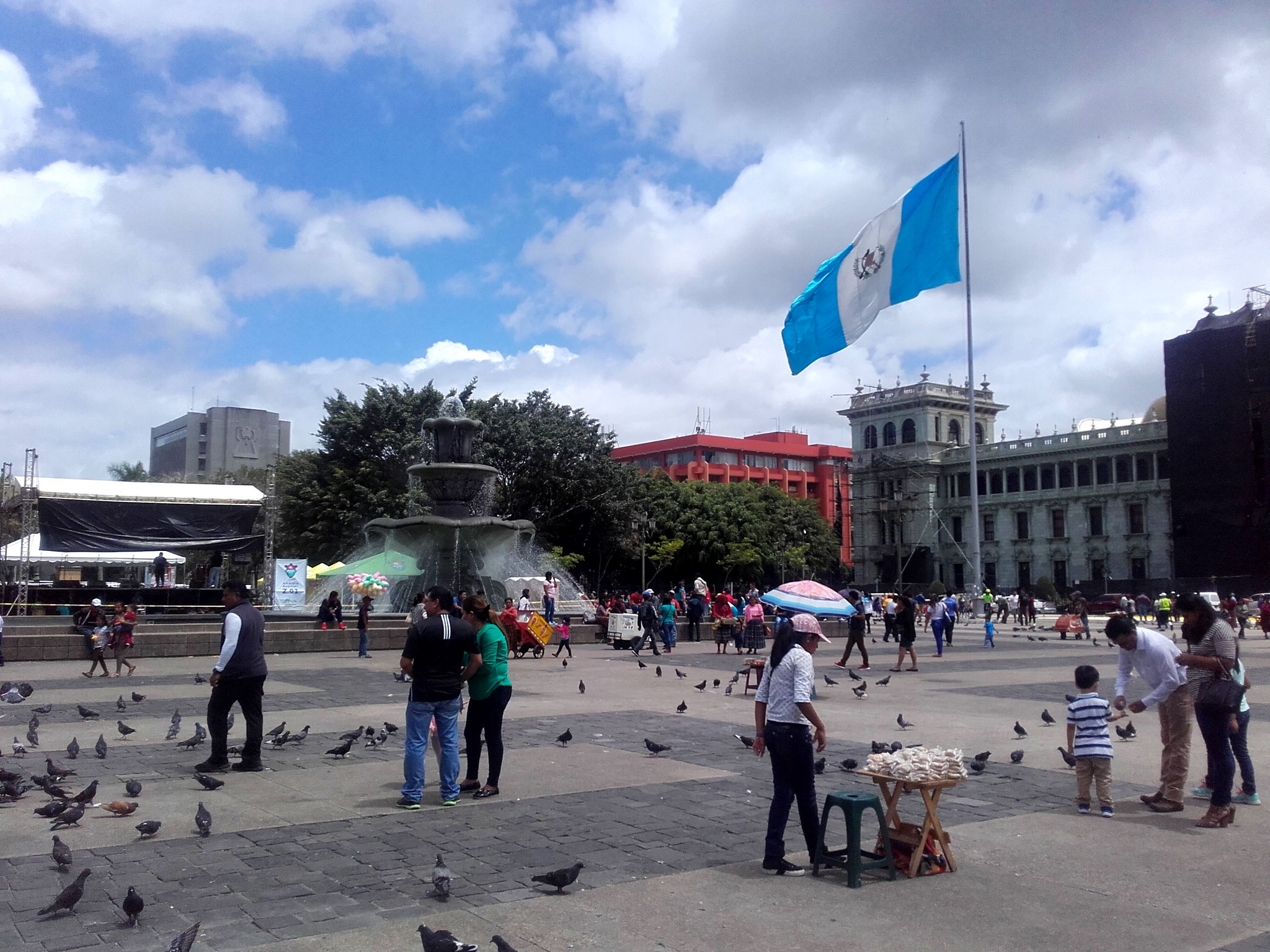 Palazo, Guatemala City