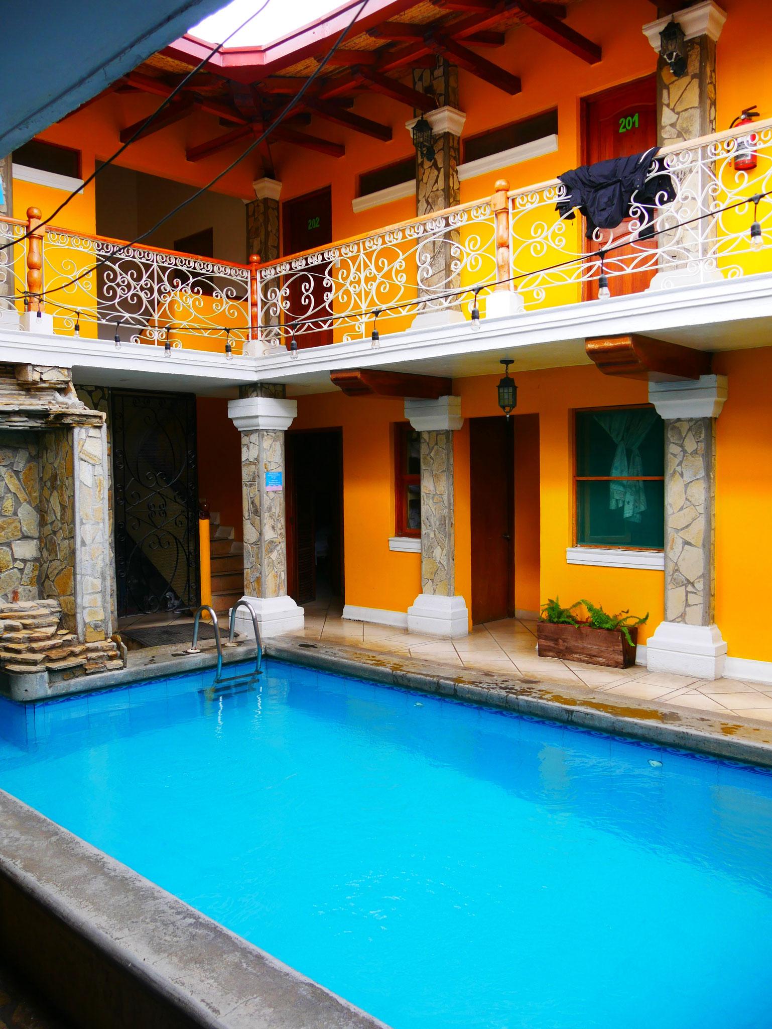 Hostel Oasis, Granada