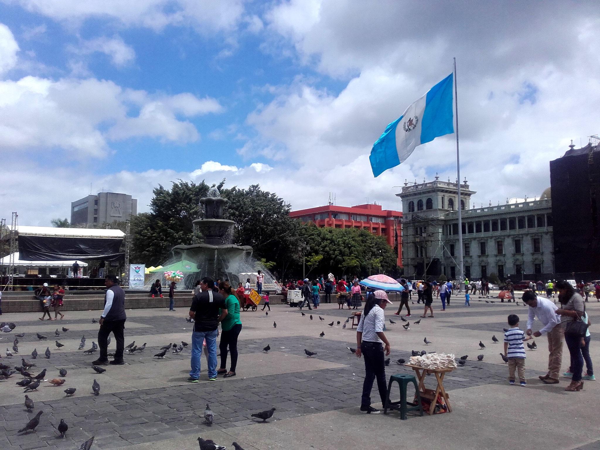 Palazo Guatemala City