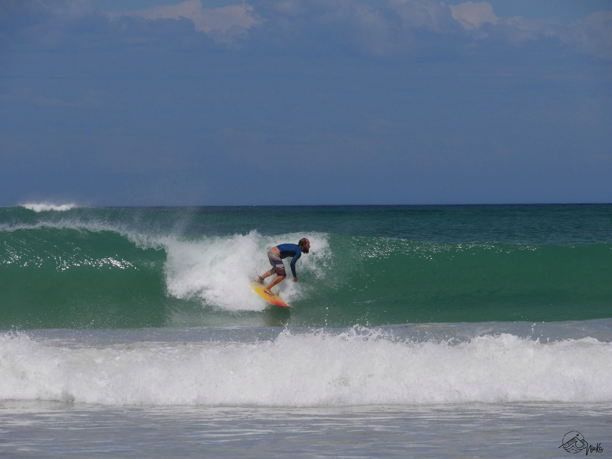 Surfen in Lancelin