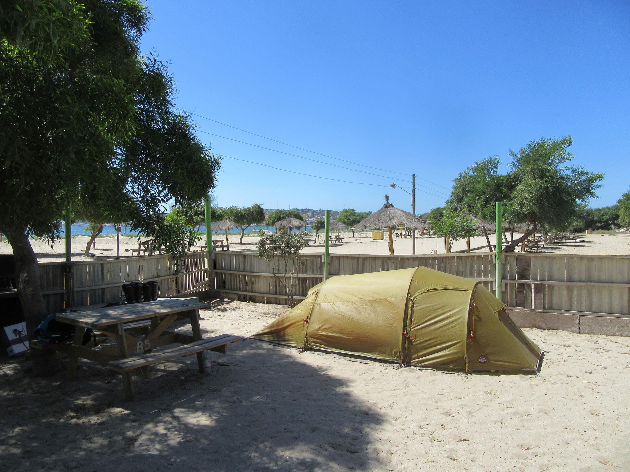 Camping Tongoy