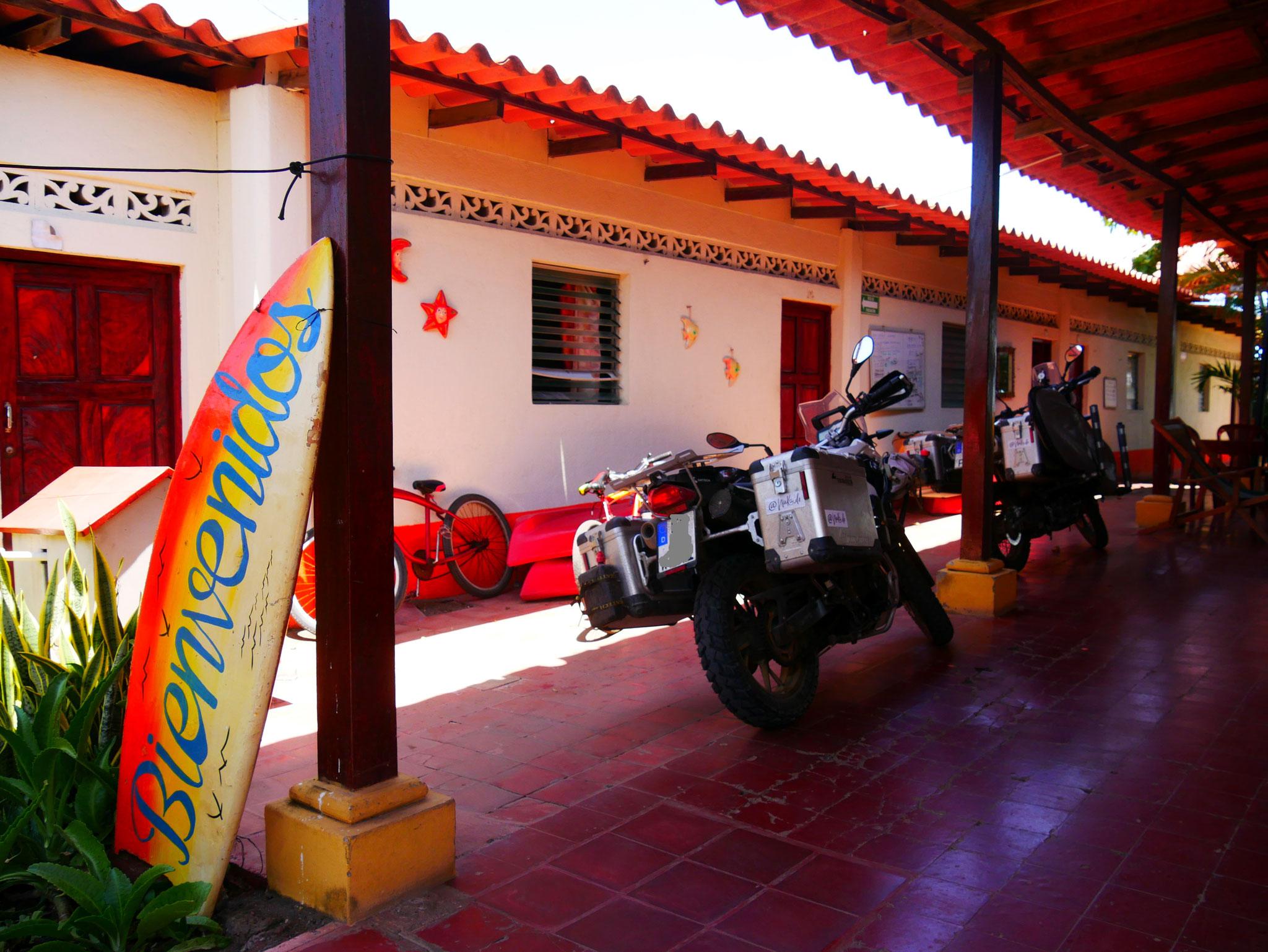 Hostal Oasis Las Penitas
