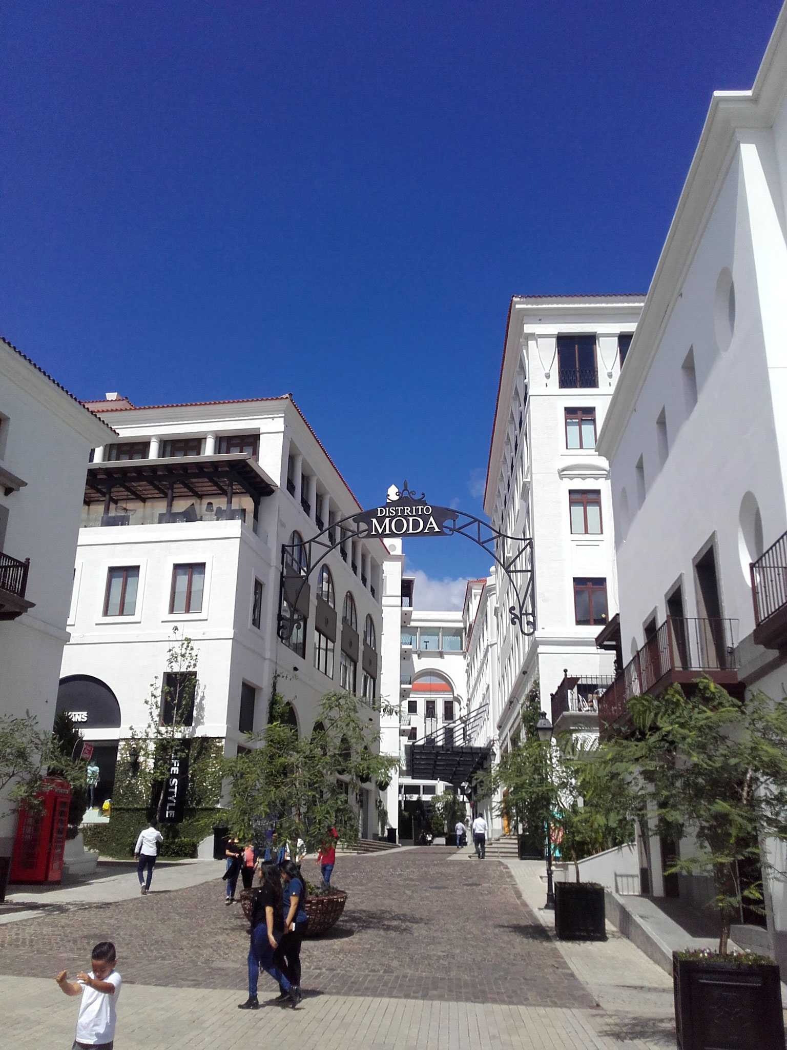 Guatemala City shopping city