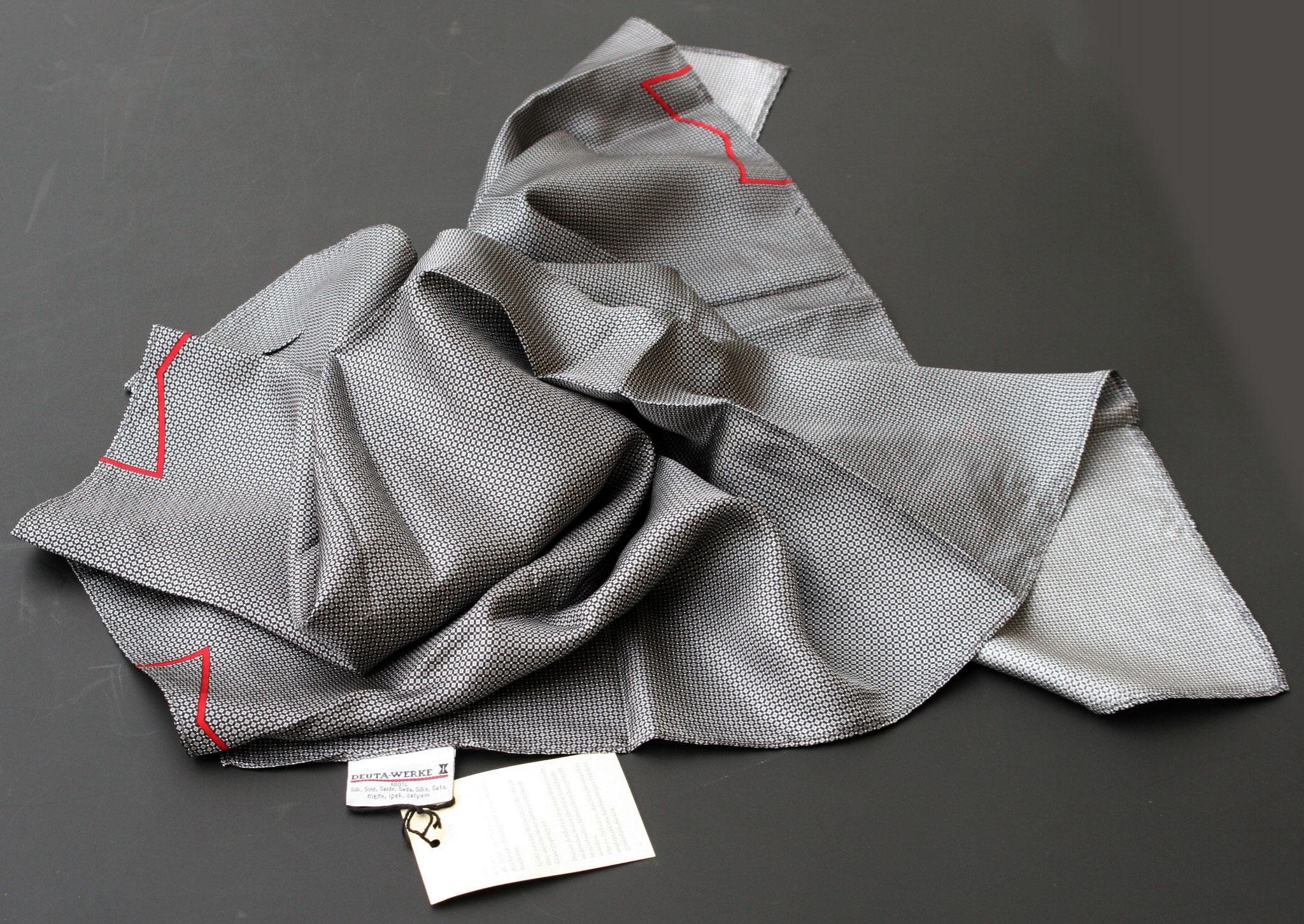 Pañuelo corporativo en Twill de seda, Alemania