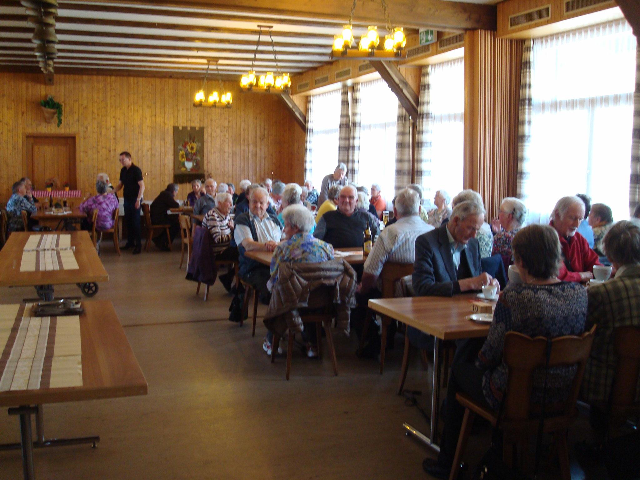 Willkommen im Restaurant Alpenrose Bumbach / Schangnau