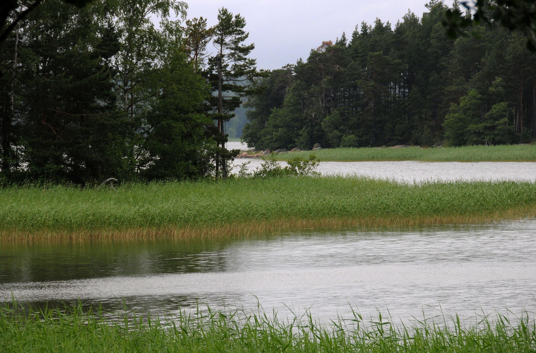 Hangö, Finnland, Juni 2016