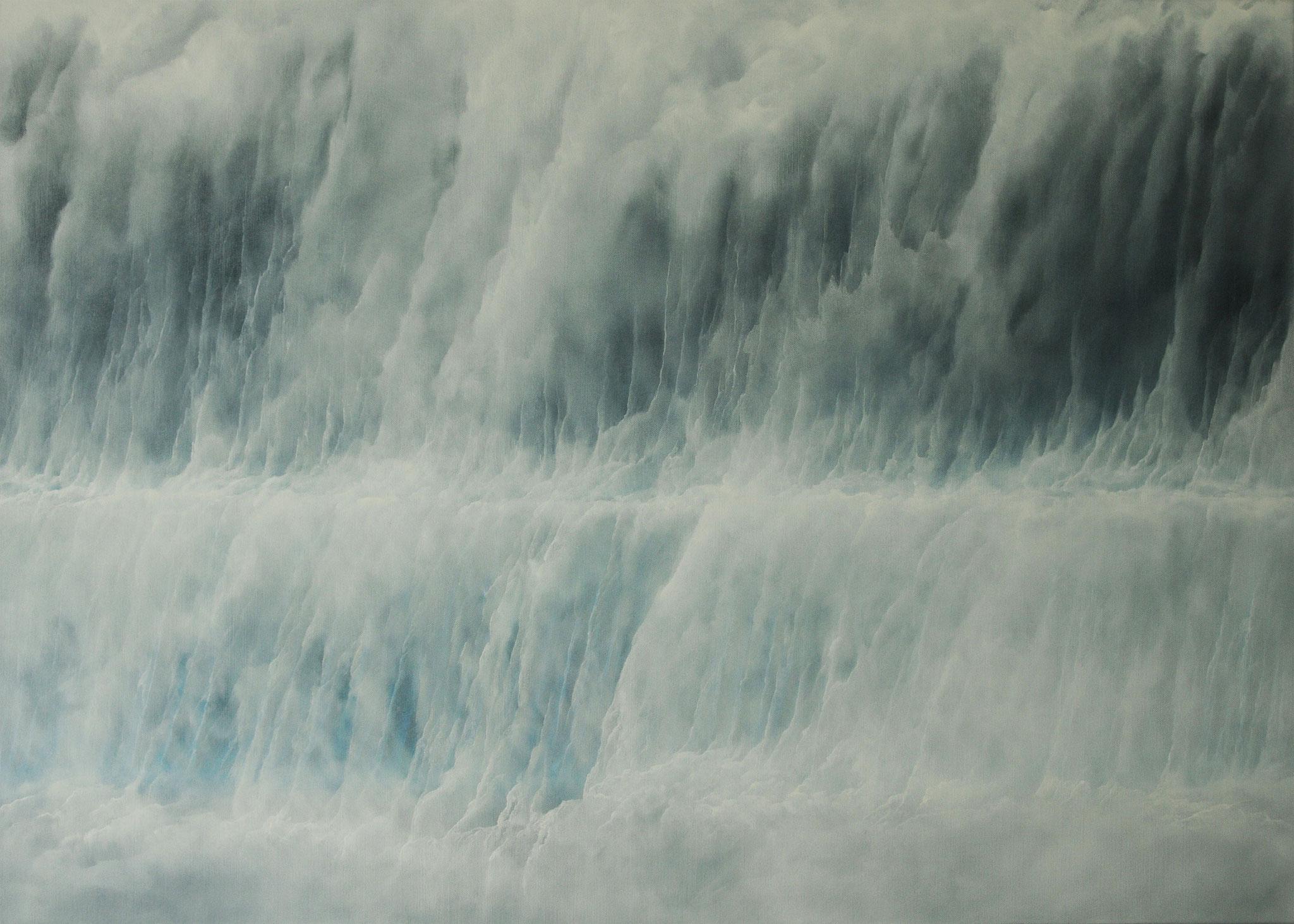 ISLAND 1, 2019, Öl/Lwd., 100 x 140cm