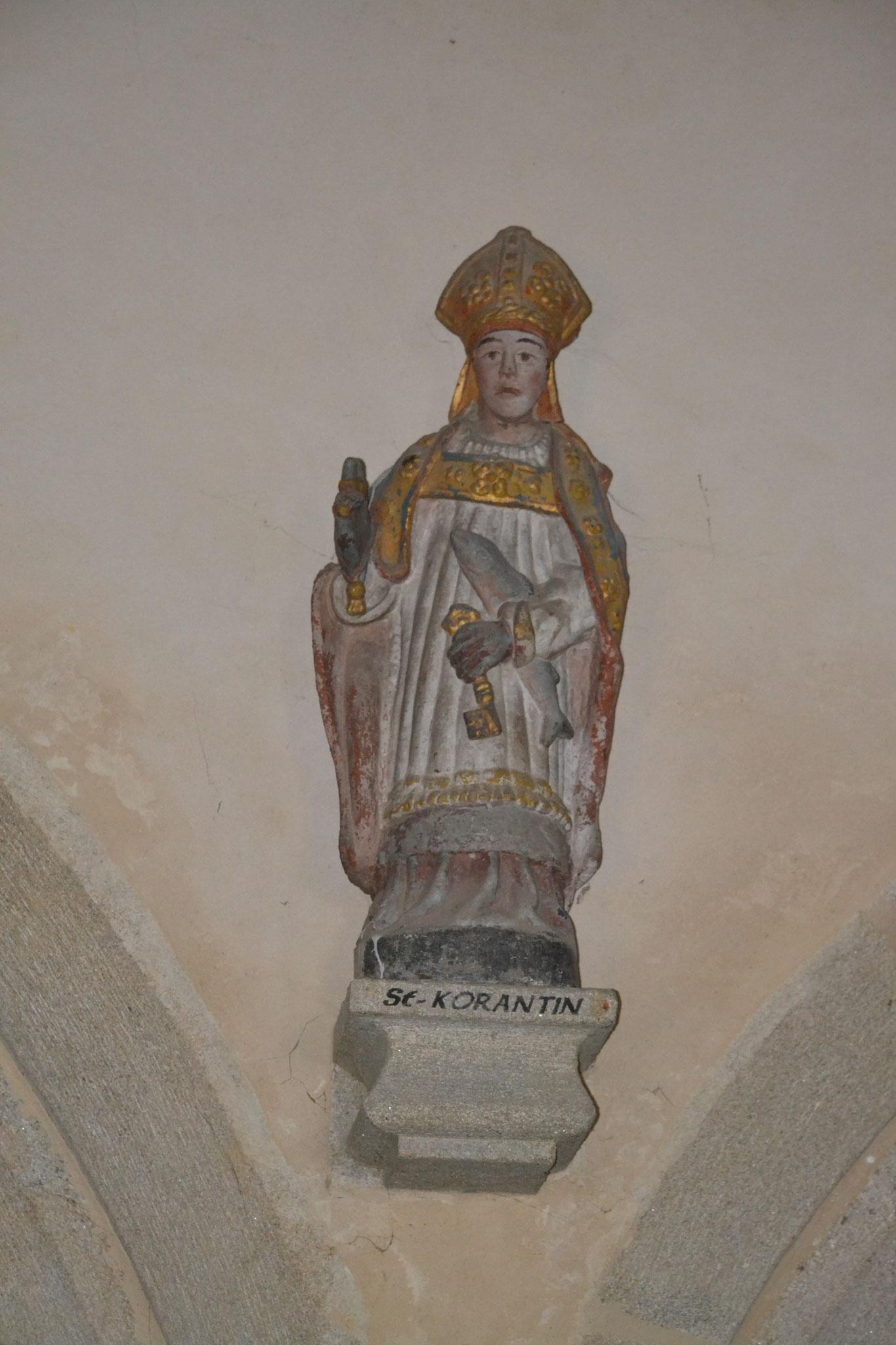 St Corentin - église de Ploeven