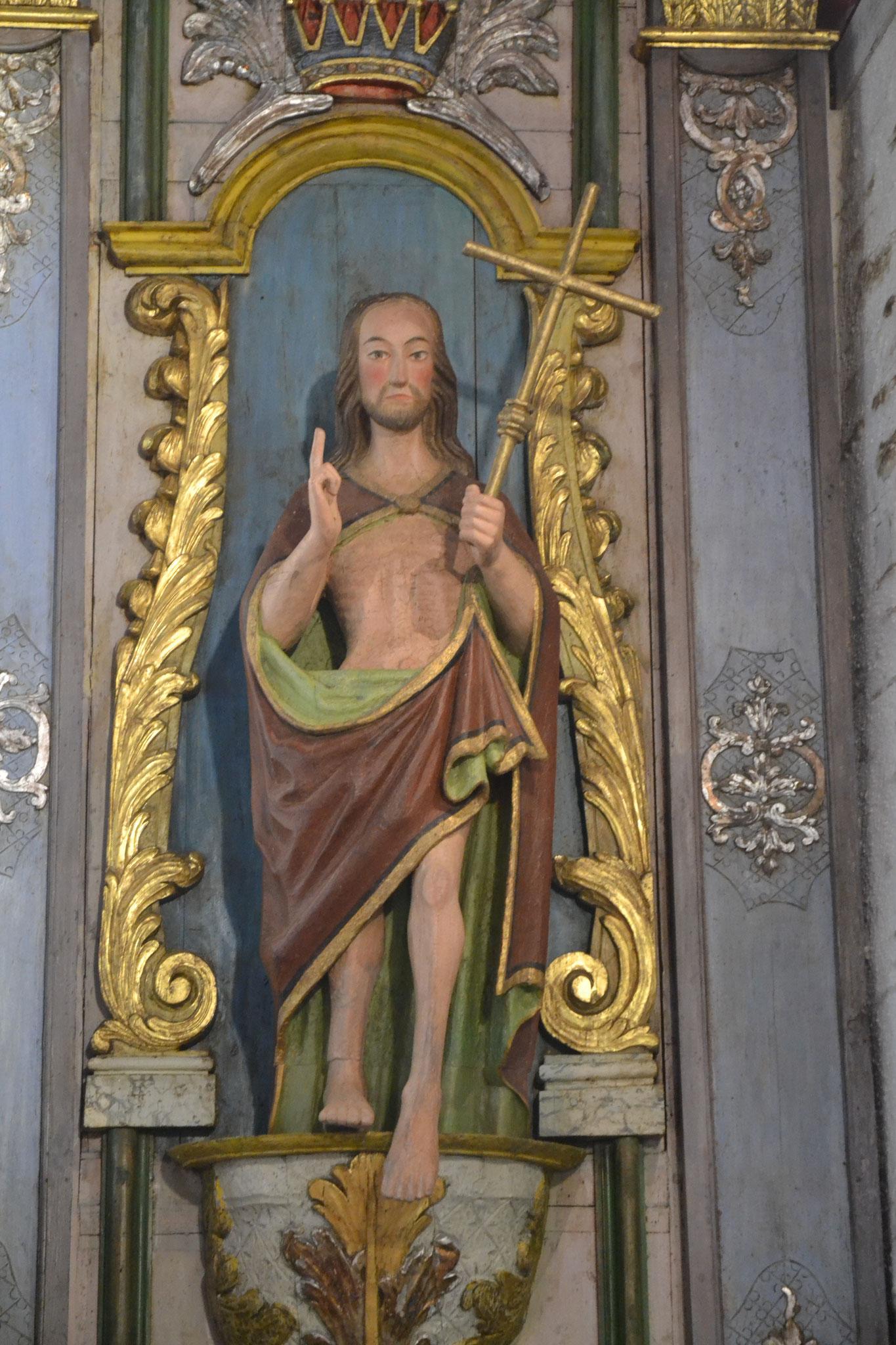 église Saint Coulitz, Christ Ressuscité