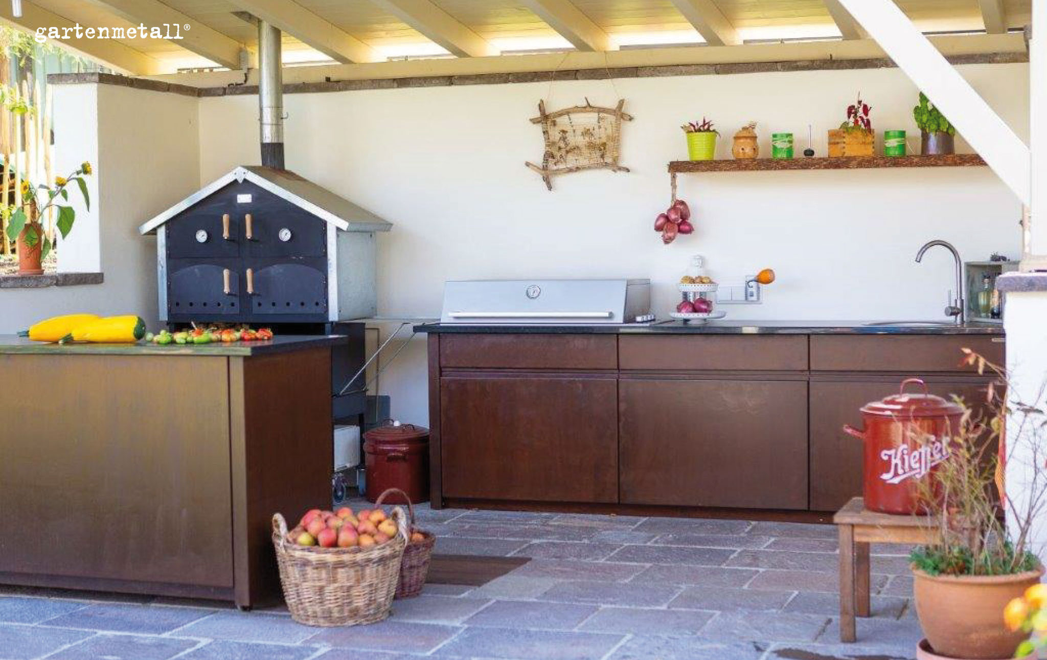 Outdoor Küche Vegetarisch : Mit einer outdoorküche genussvoll draußen kochen. Über 100 jahre