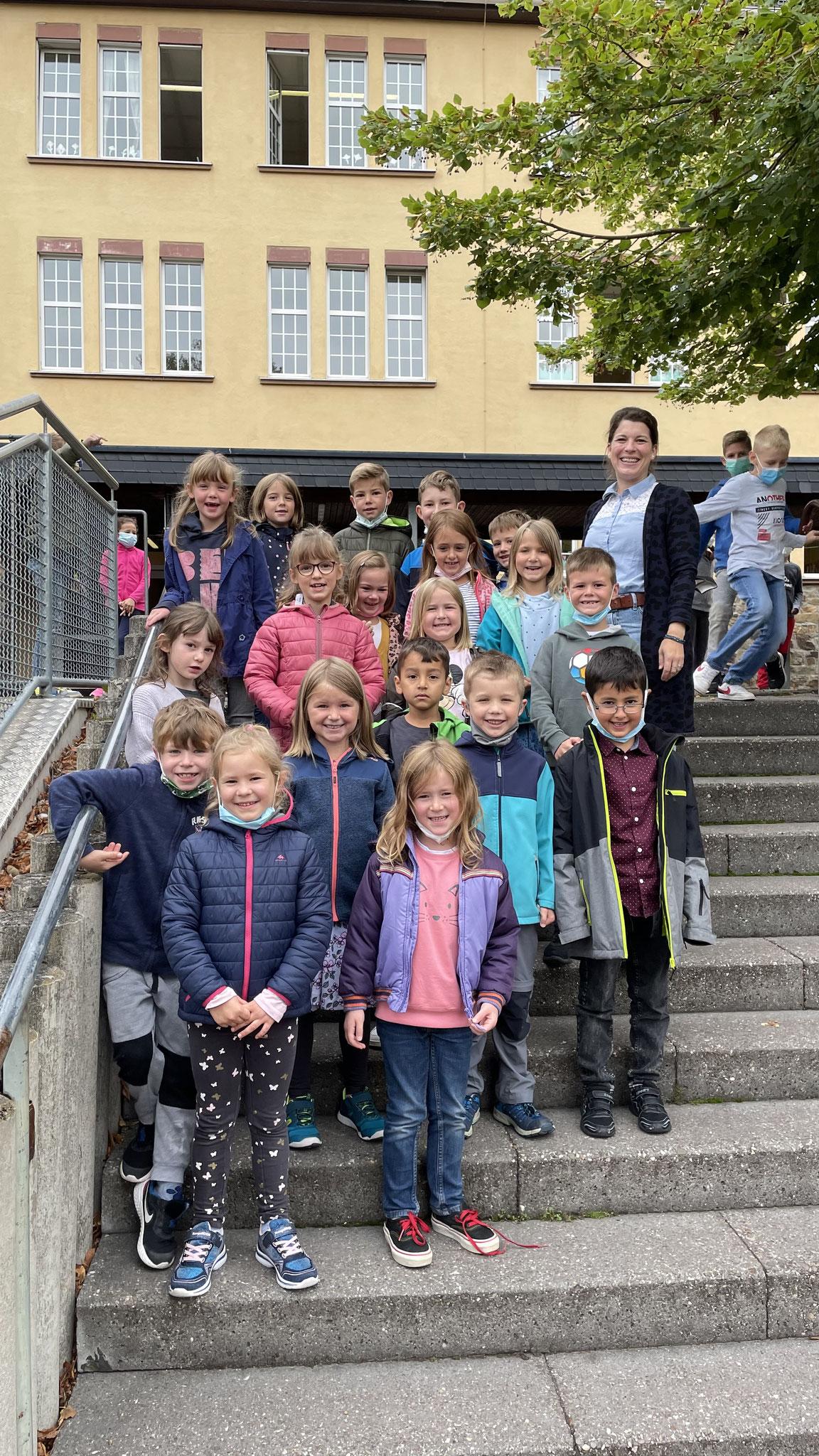 1a mit Frau Kröck-Hülsenitz