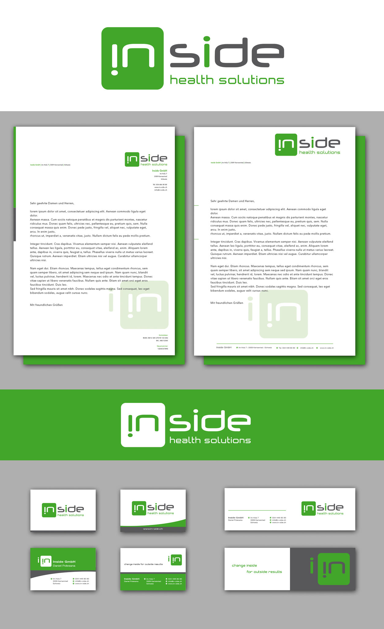 inside health solutions - CI