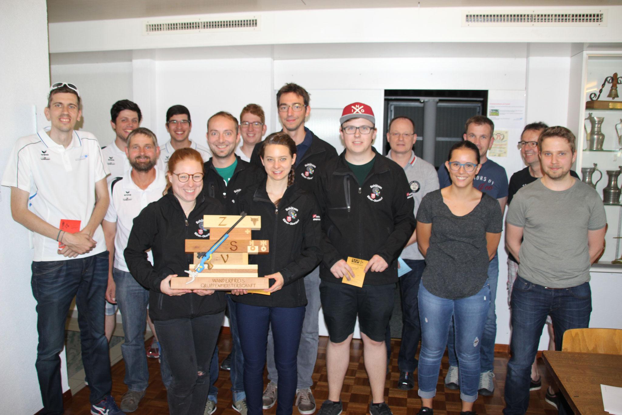 Sieger Elite: Büren Oberdorf I
