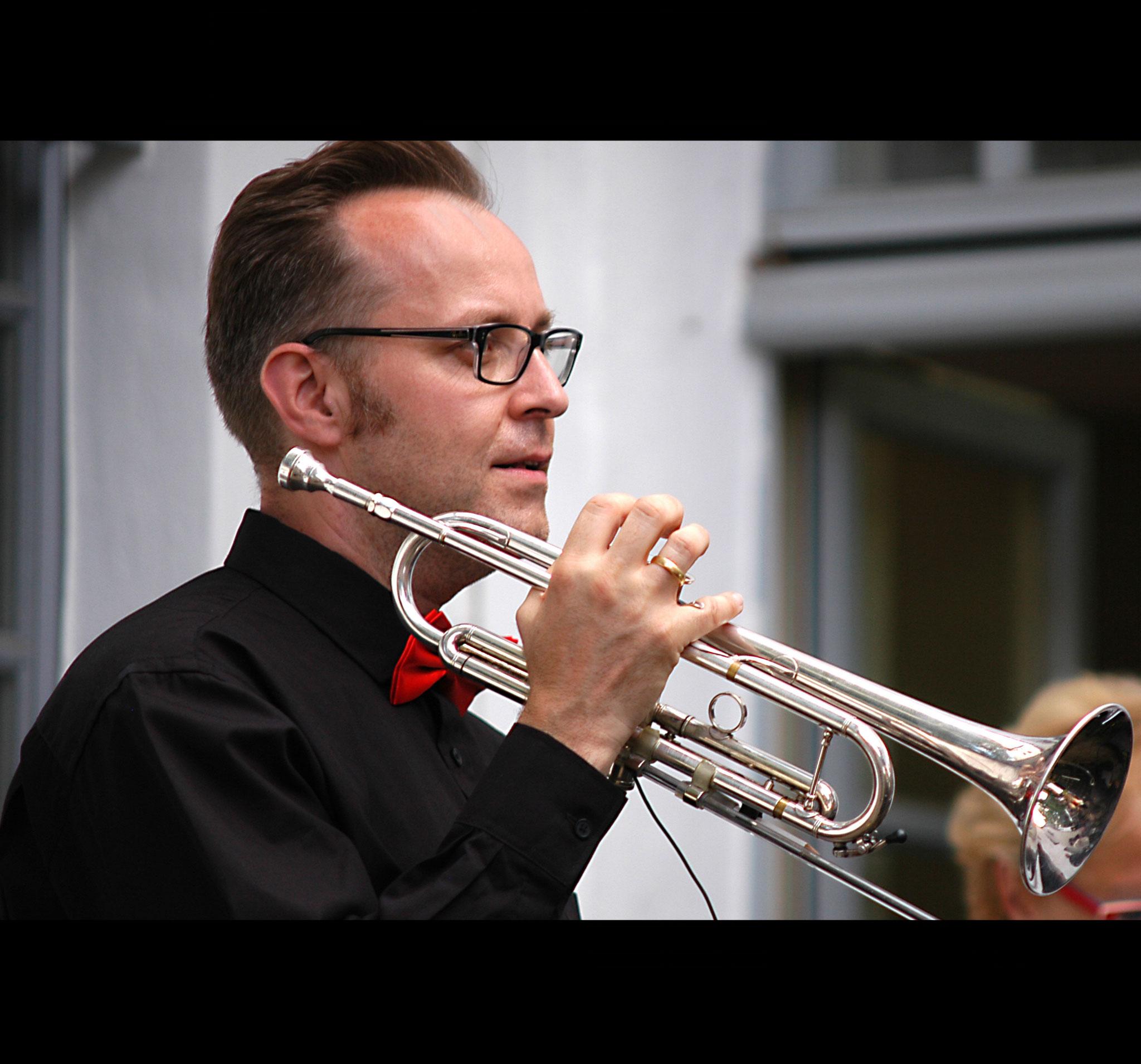 Michael Schumacher (Trompete).