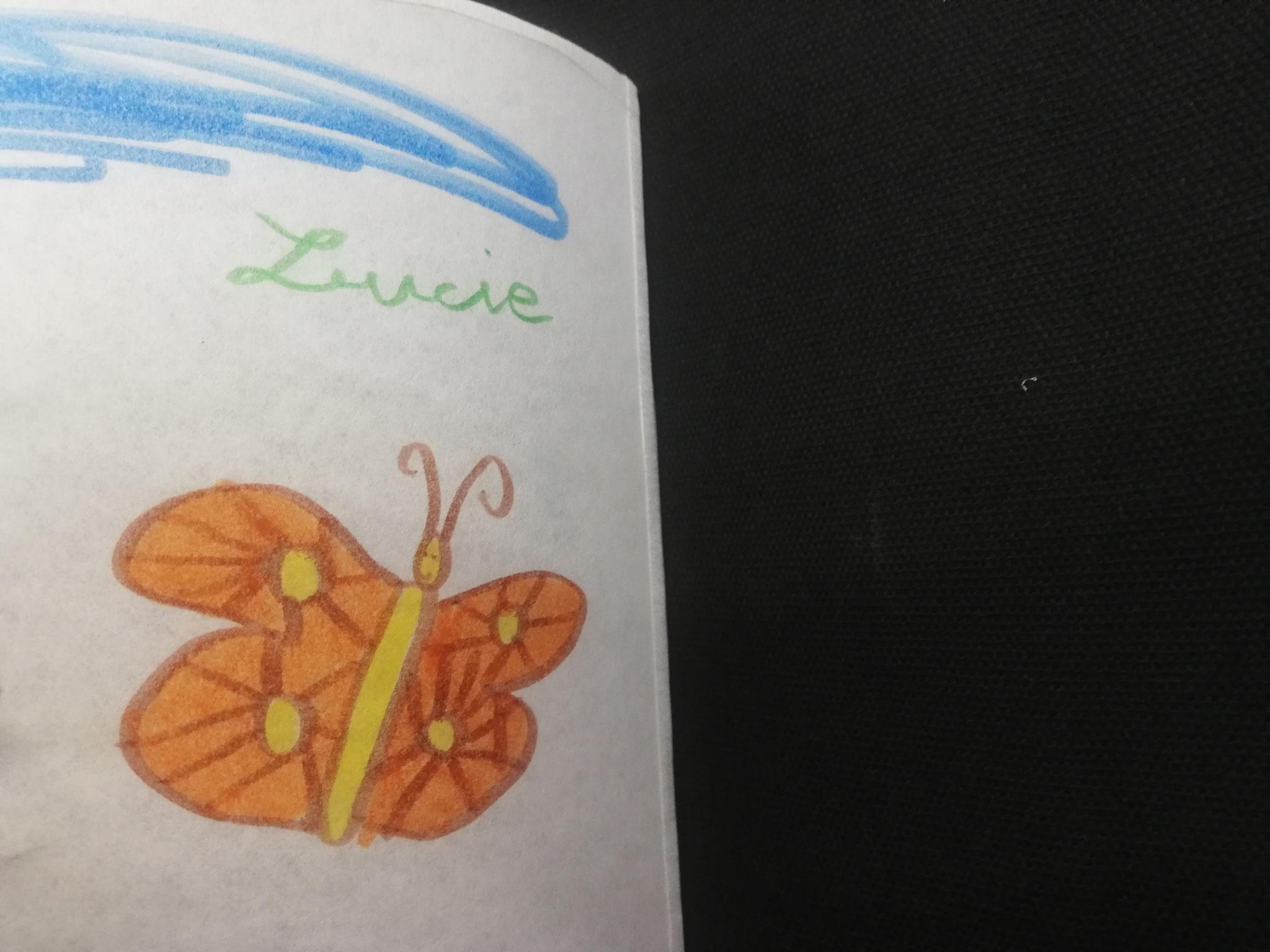 Les enfants dessinent tous très bien