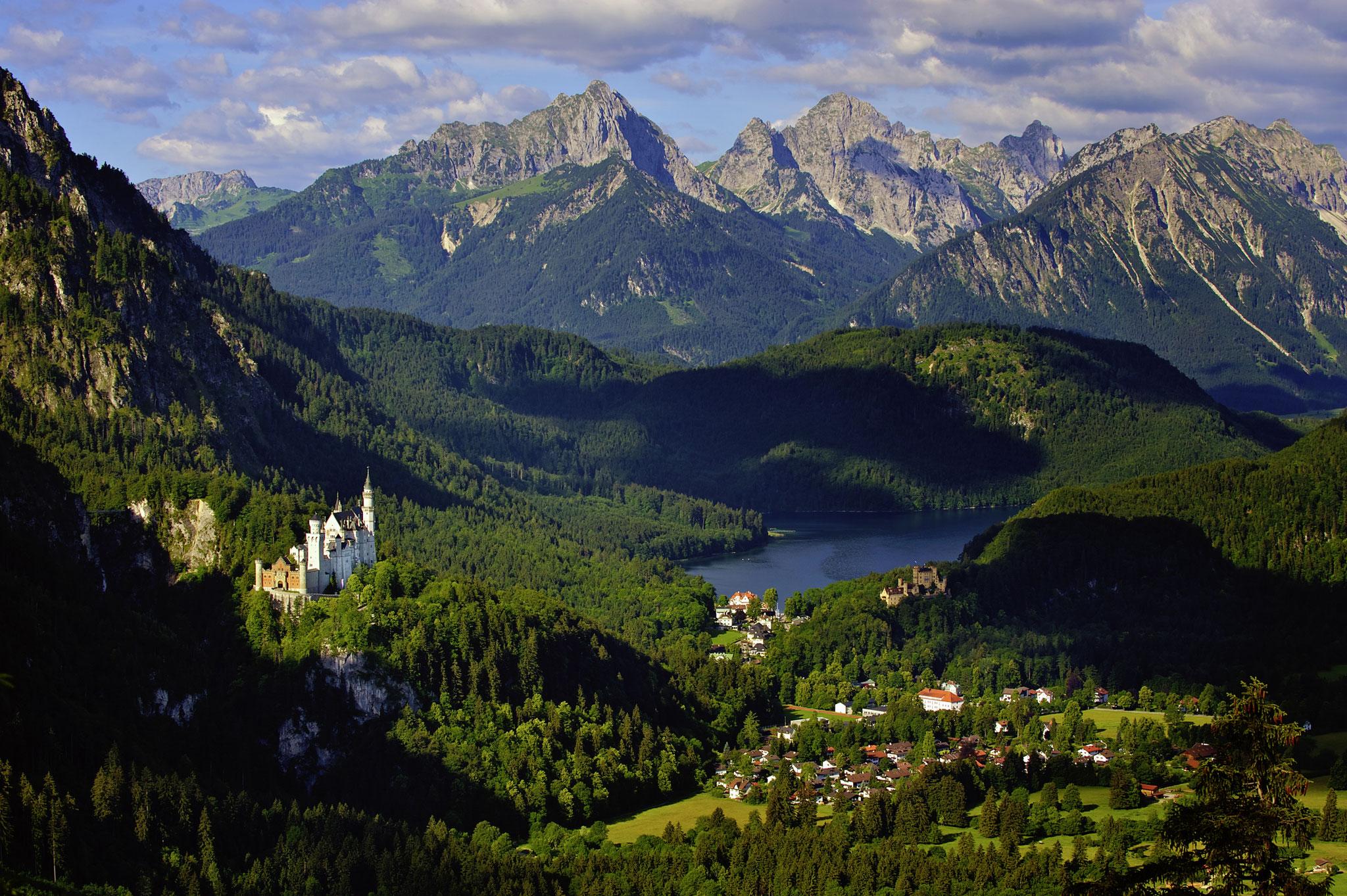 © Bayerische Schlösserverwaltung  (Foto: Fotostudio Samer, Peter Samer, Füssen) www.neuschwanstein.de