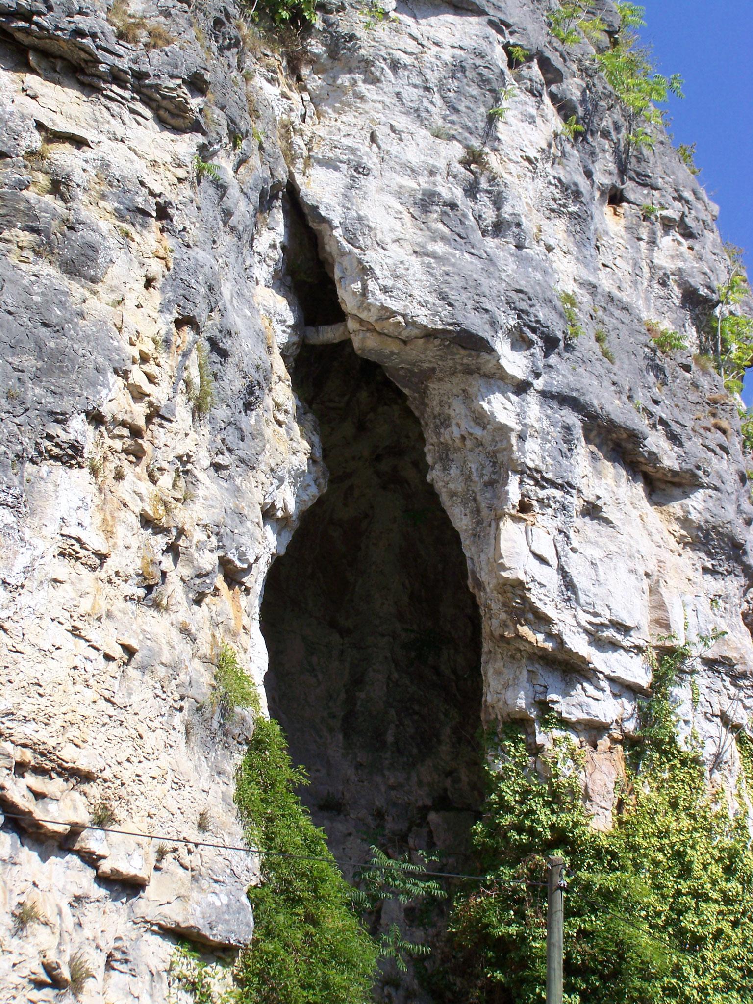 """Le rocher des """"pendus"""""""