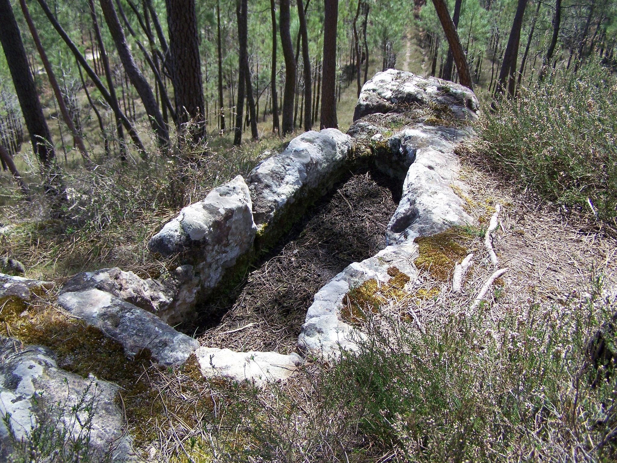 Insolite ! les sarcophages !!!