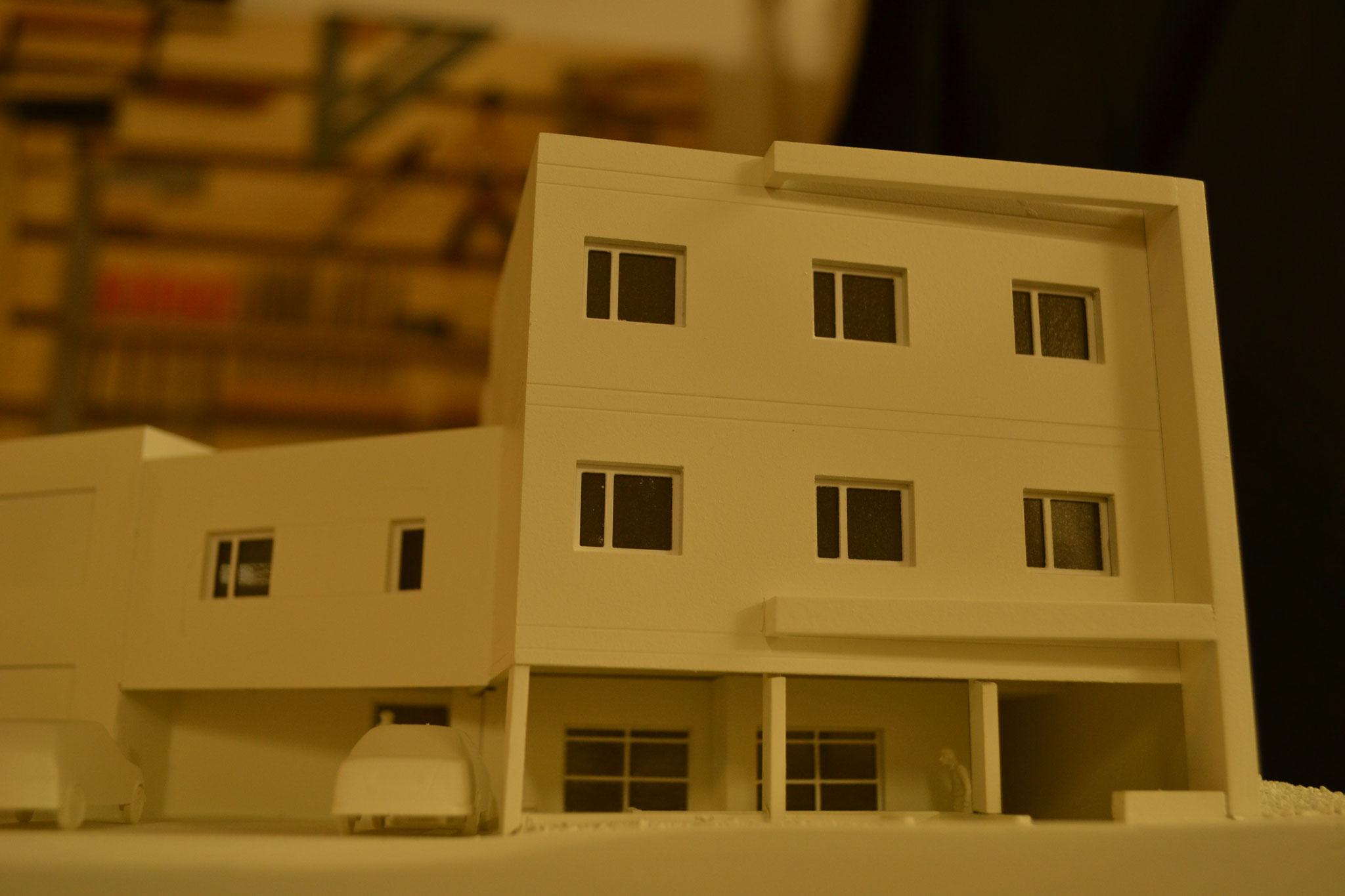 Projet: Clinique Laennec Echelle: 1/100