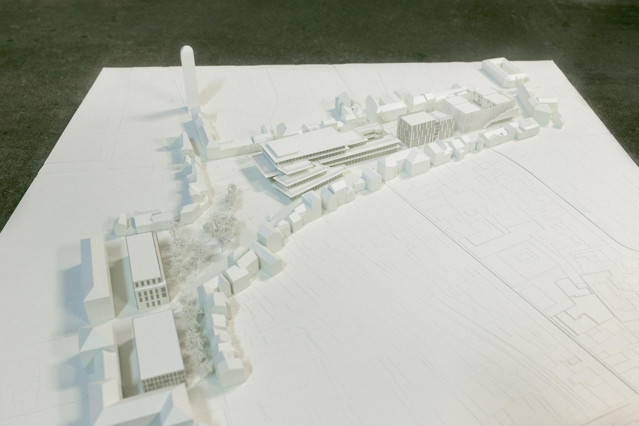 Architecte: Alain Gourdon Architectes