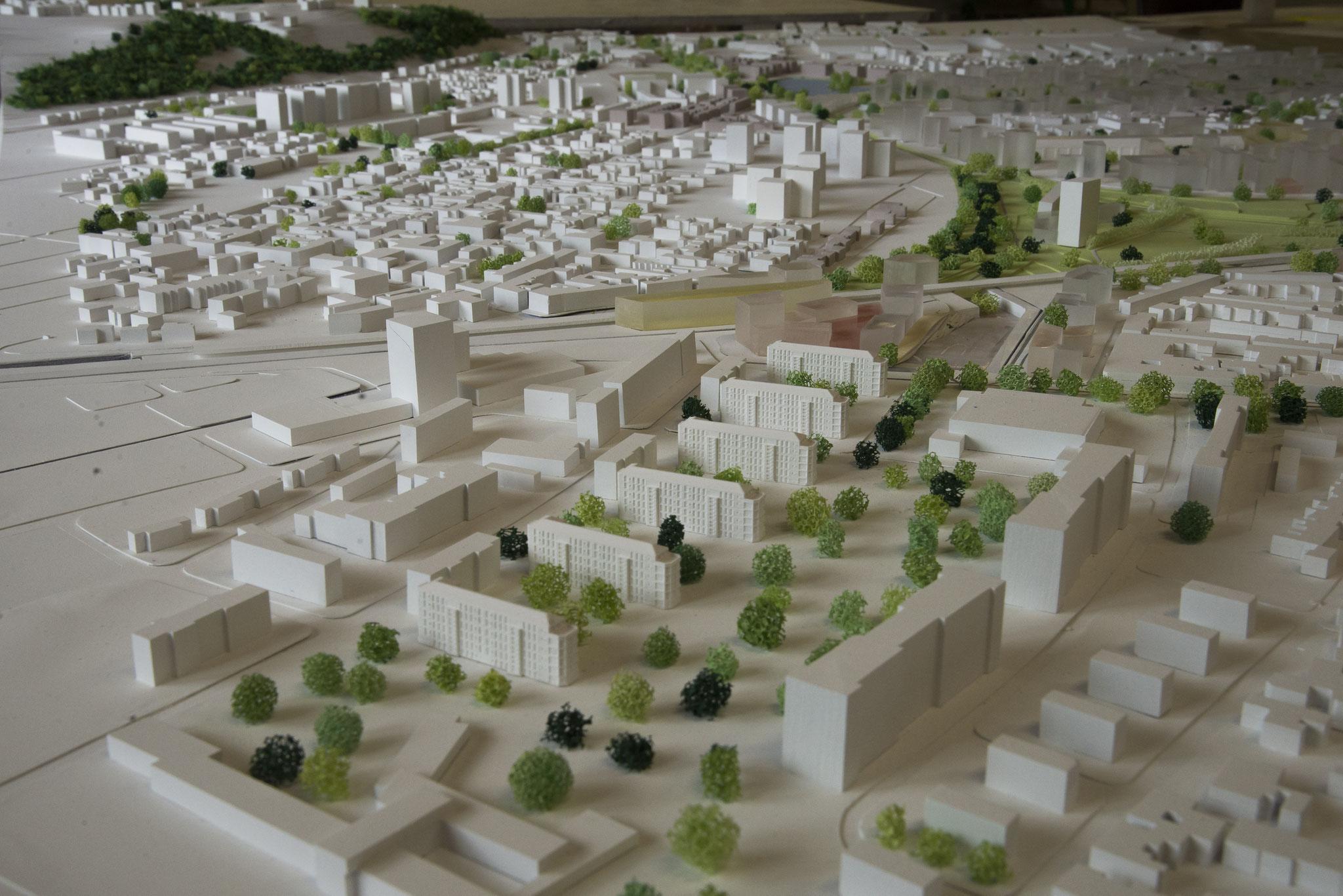 Client: Bordeaux Euratlantique  Projet: Garonne Eiffel  E : 1 / 1 000