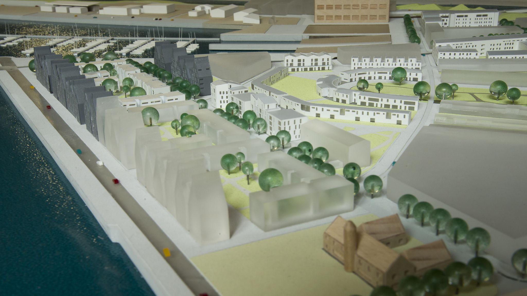 Client: Société de Développement Dunkerquois    Projet: Grand Large E : 1 / 750