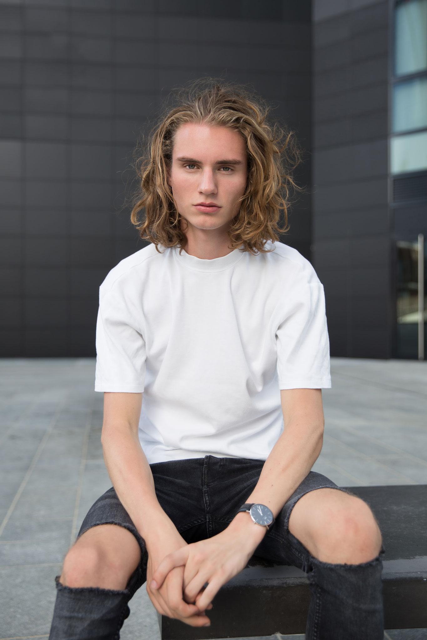 portrait fashion