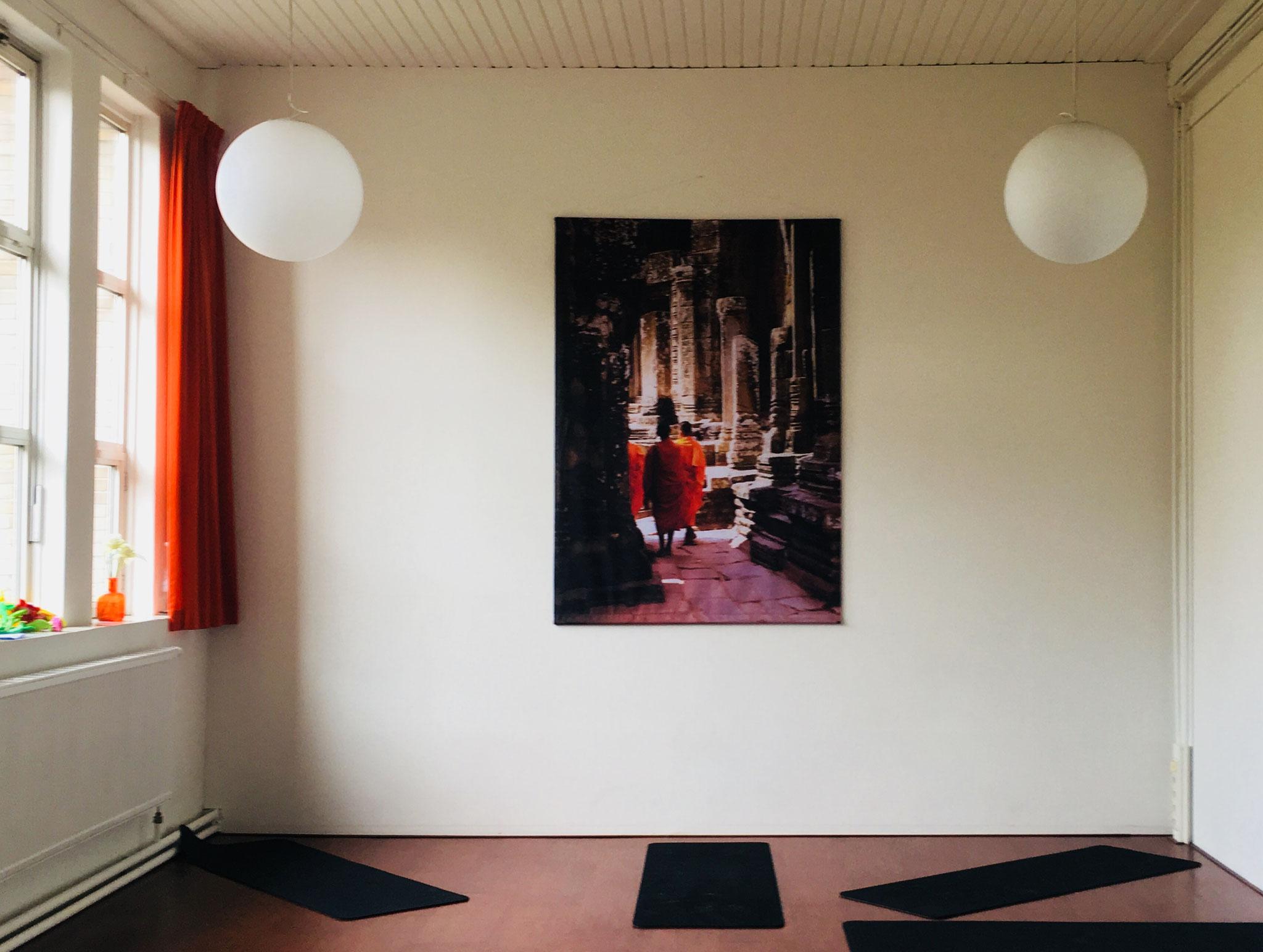 Yoga Atelier van Rhodes