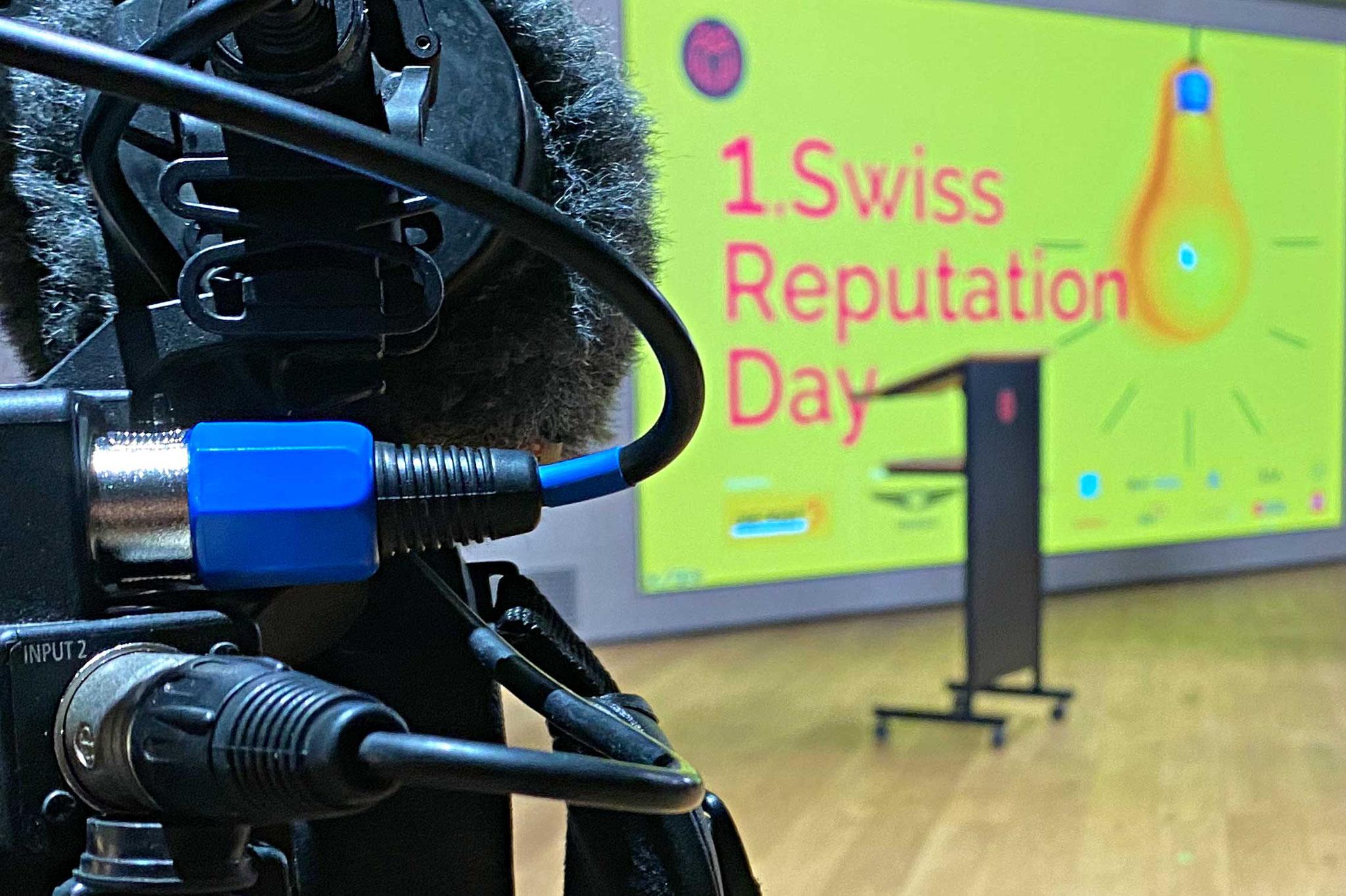 Bereit für den 1. Swiss Reputation Day als Live-Stream