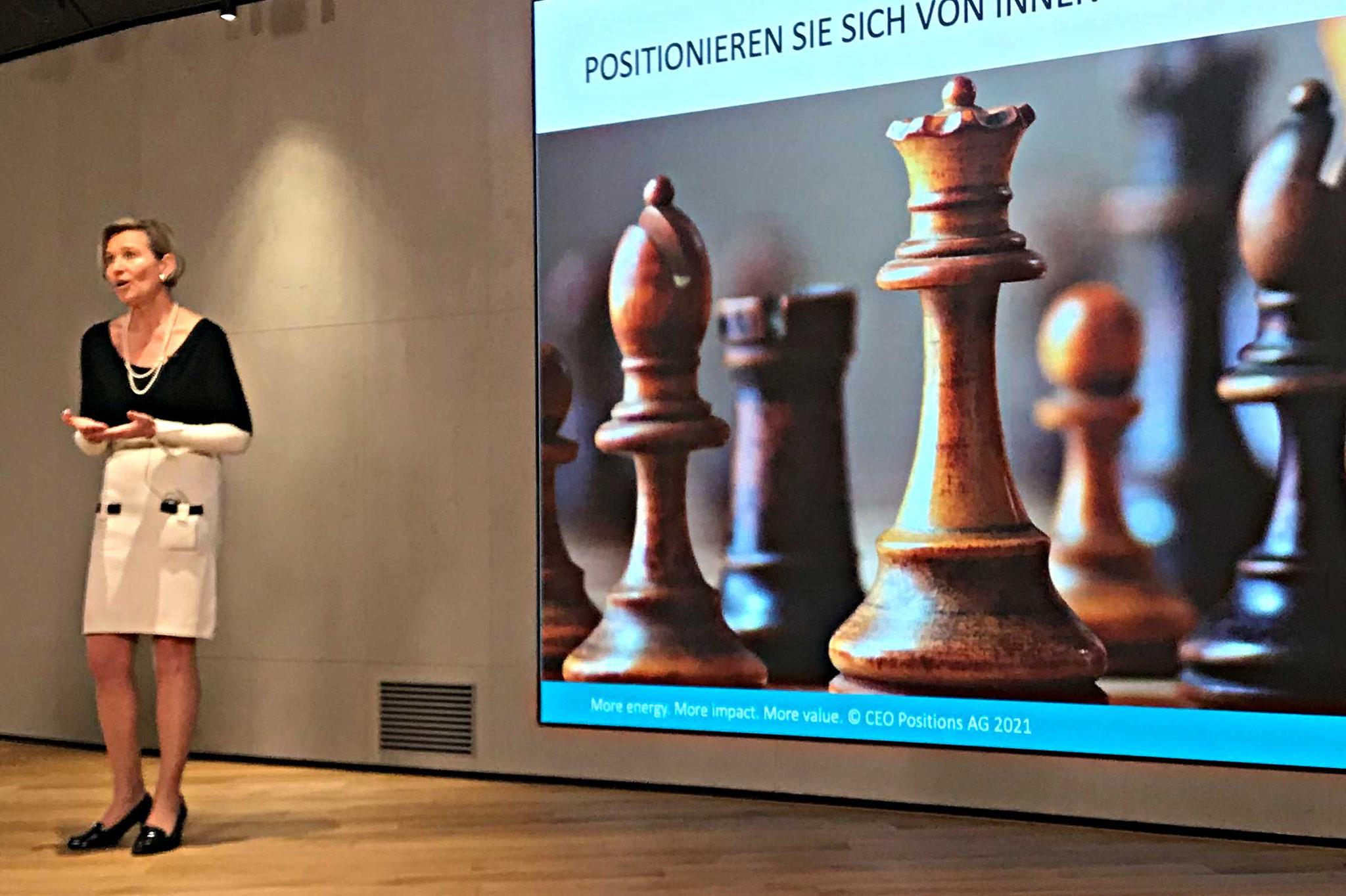 Susanne Müller Zantop: Positionieren Sie sich!
