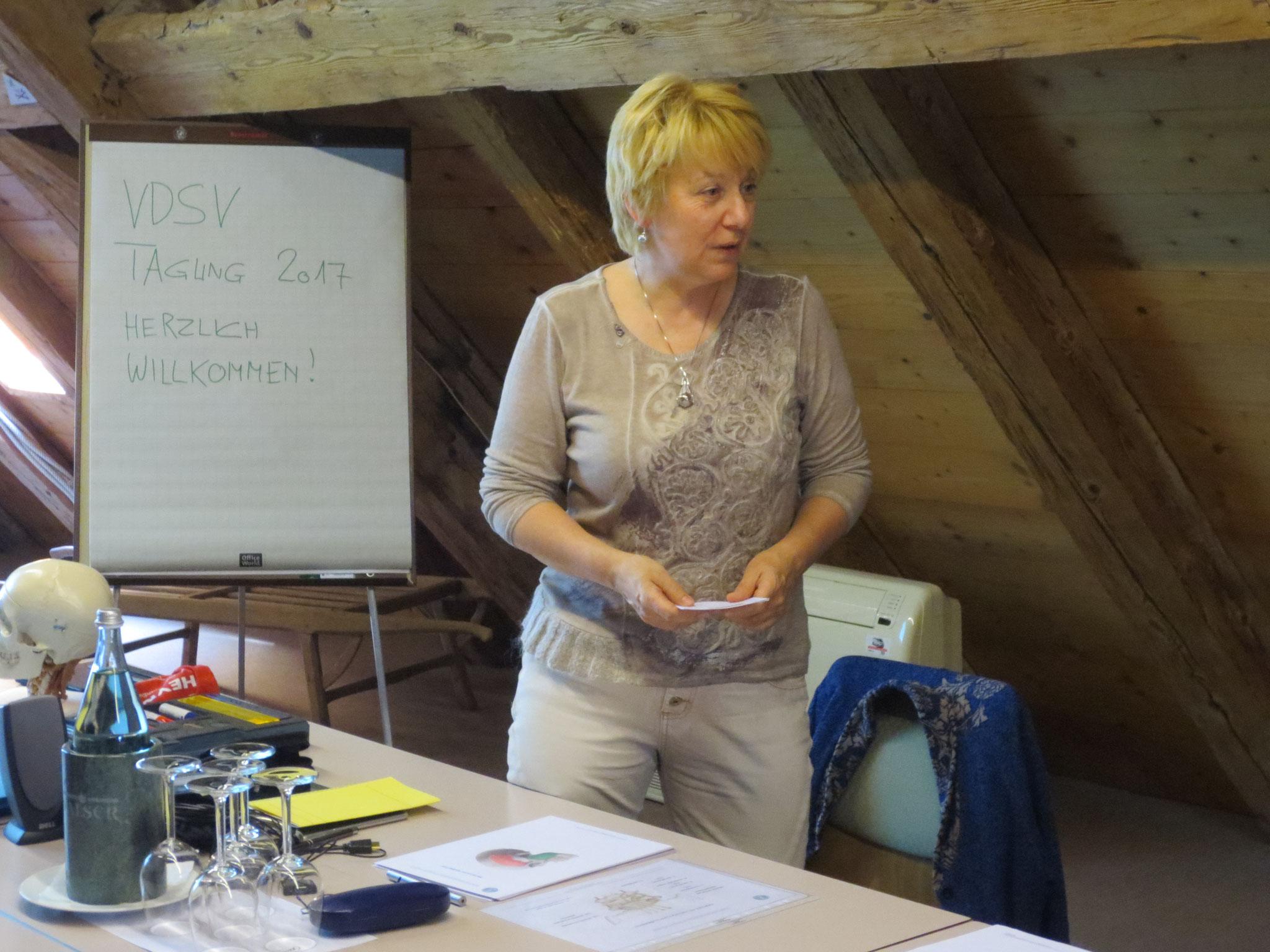 Gudrun Theis, dipl. Straight Vitalogistin und Schulleiterin E.S.S.V.