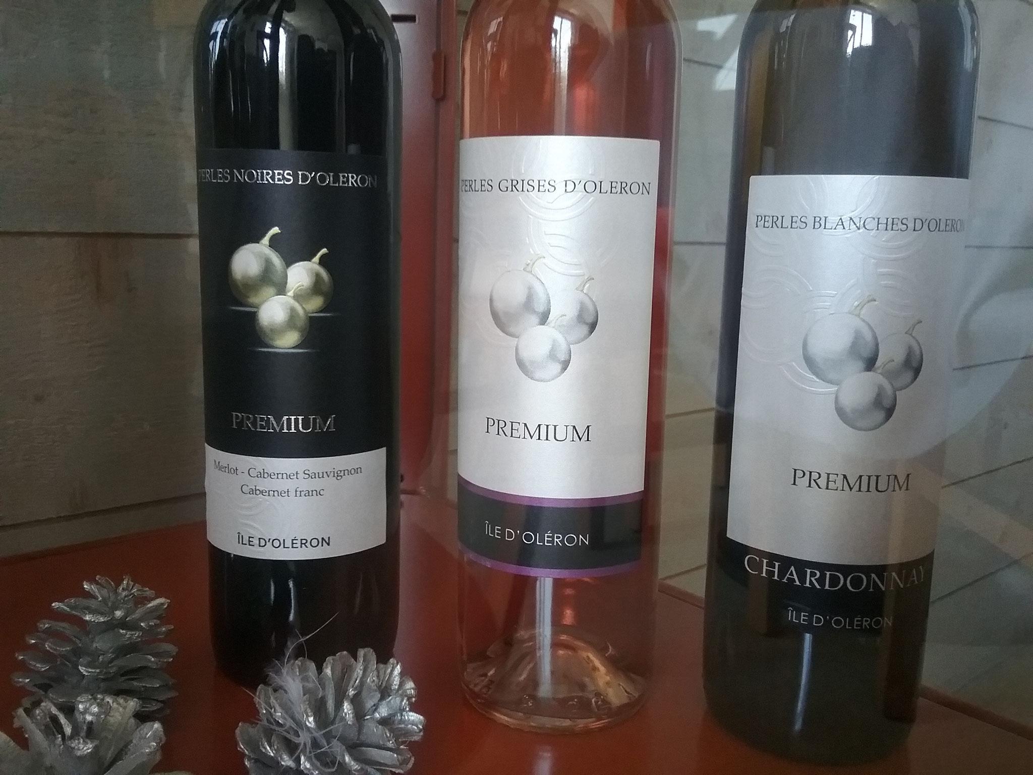 Fournisseur de vin Oléron bio, Les Vignerons d Oleron à St Pierre