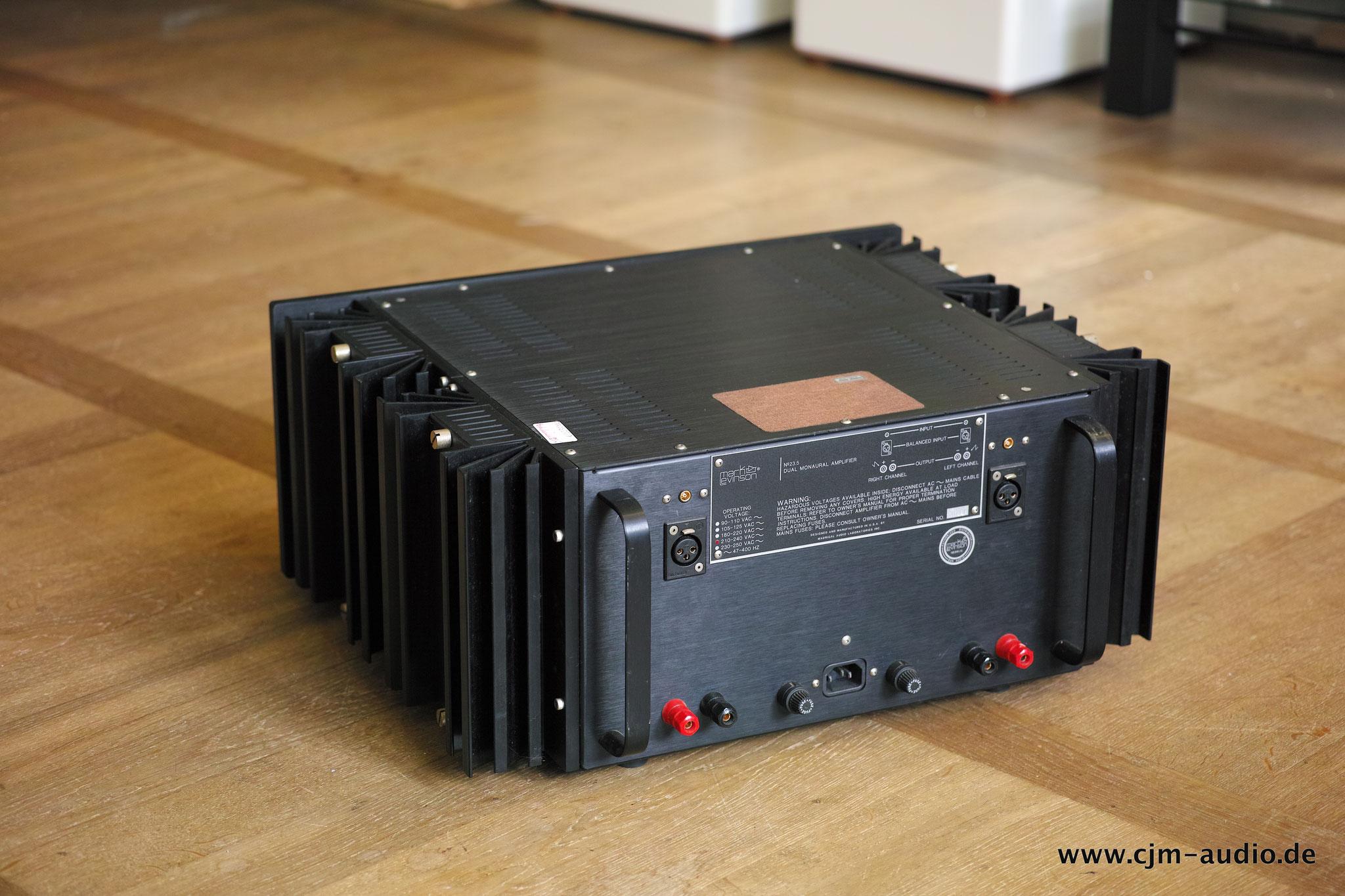 Mark Levinson - cjm-audio High End Audiomarkt für Gebrauchtgeräte