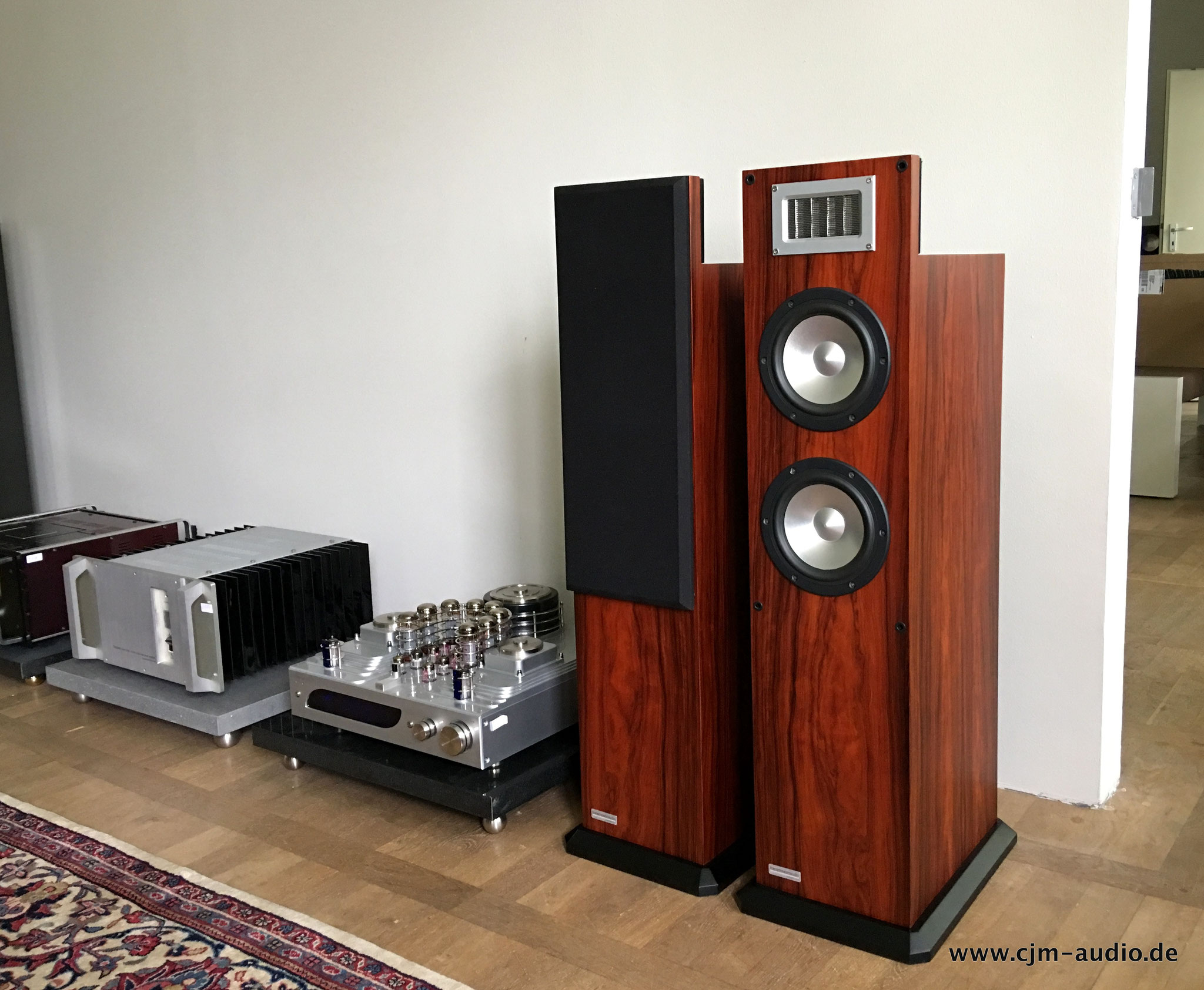 transmission audio m3 mkii cjm audio high end audiomarkt. Black Bedroom Furniture Sets. Home Design Ideas