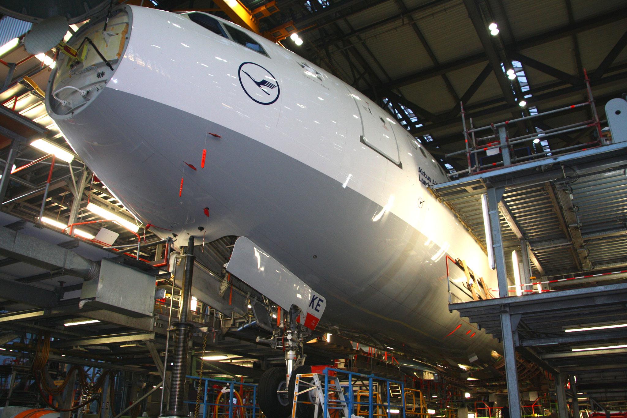 Lufthansa Technik, für jobaspekte.de