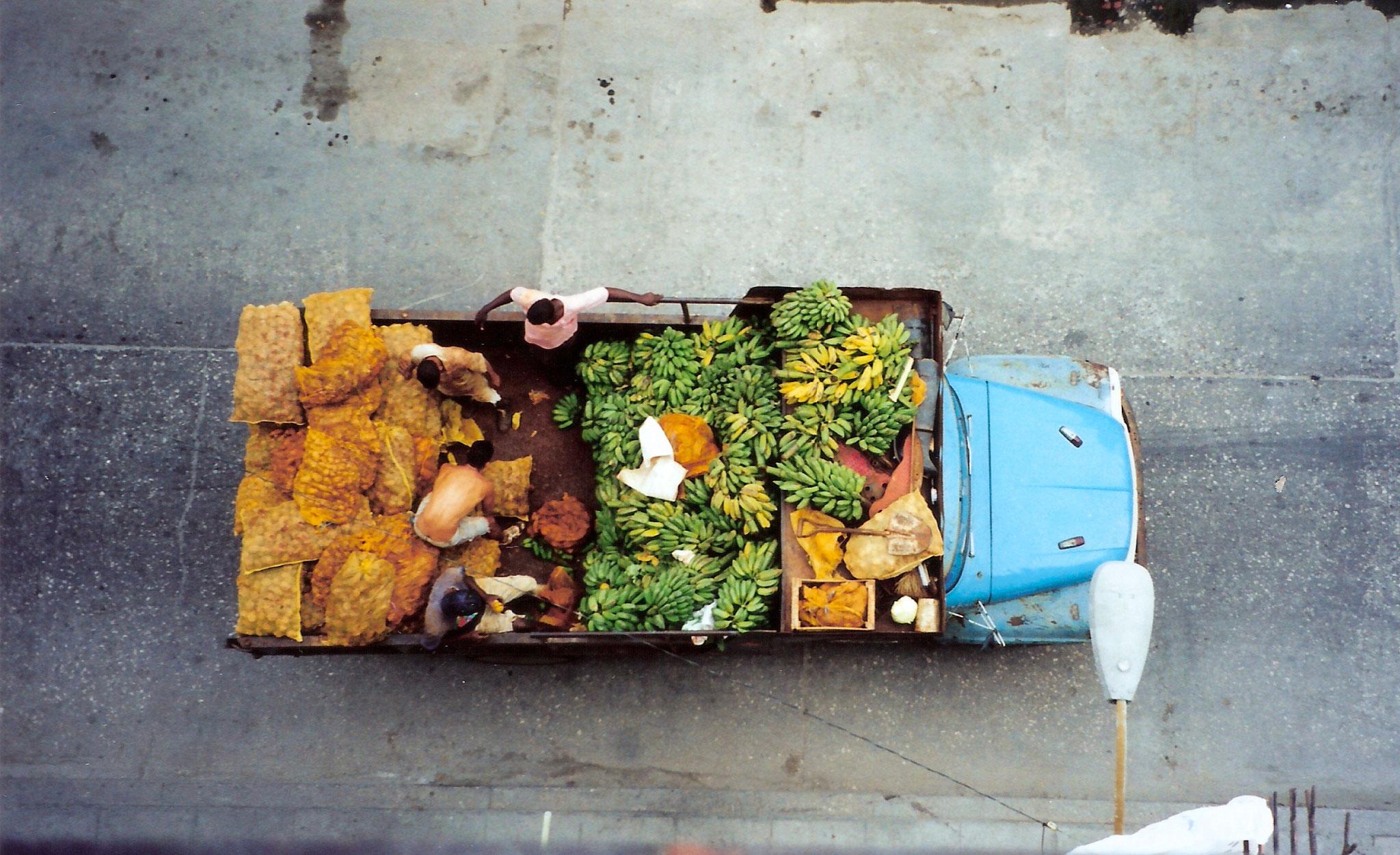 Fruit Truck, Havanna