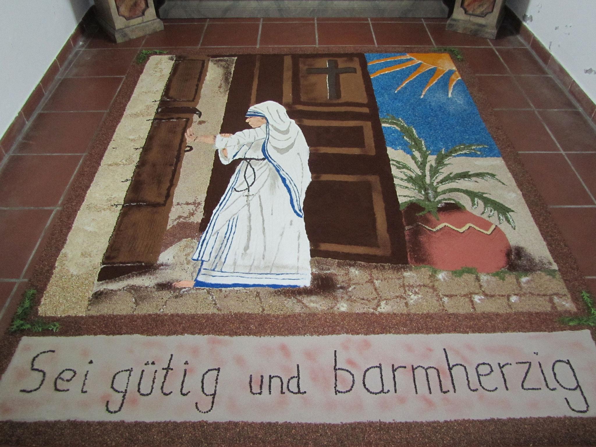 2016 - Mutter Teresa