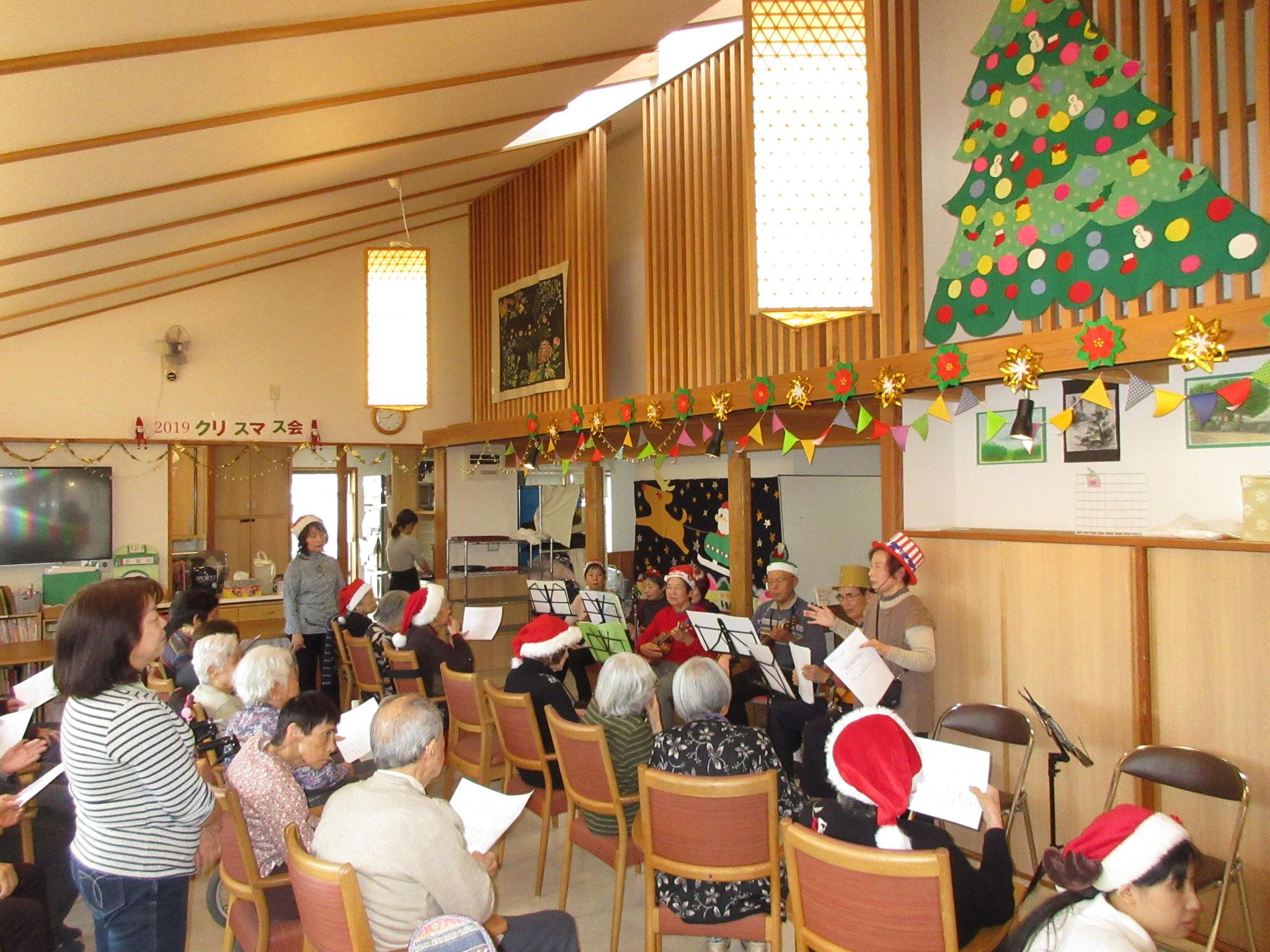 クリスマスのイベント