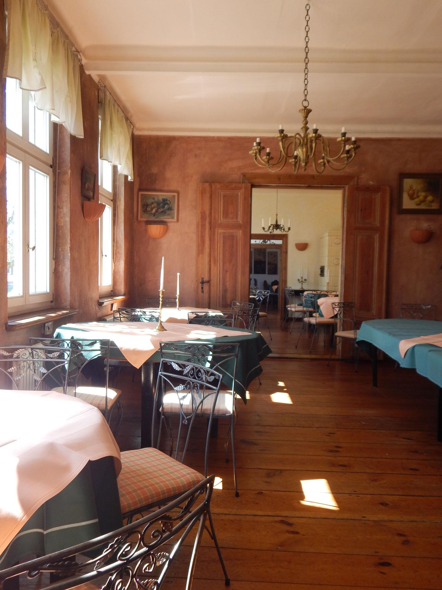 Für Feierlichkeiten und Gruppen - Hotel Alte Försterei Kloster Zinna