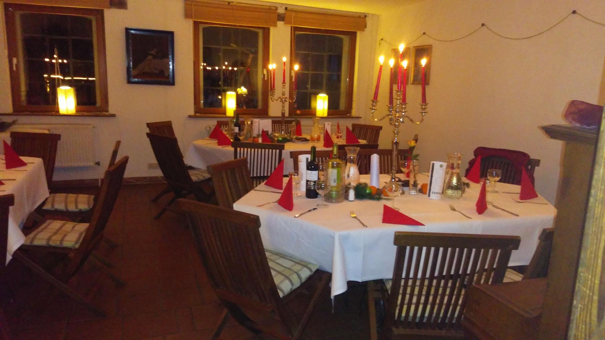 Feiern im Hotel Alte Försterei Kloster Zinna