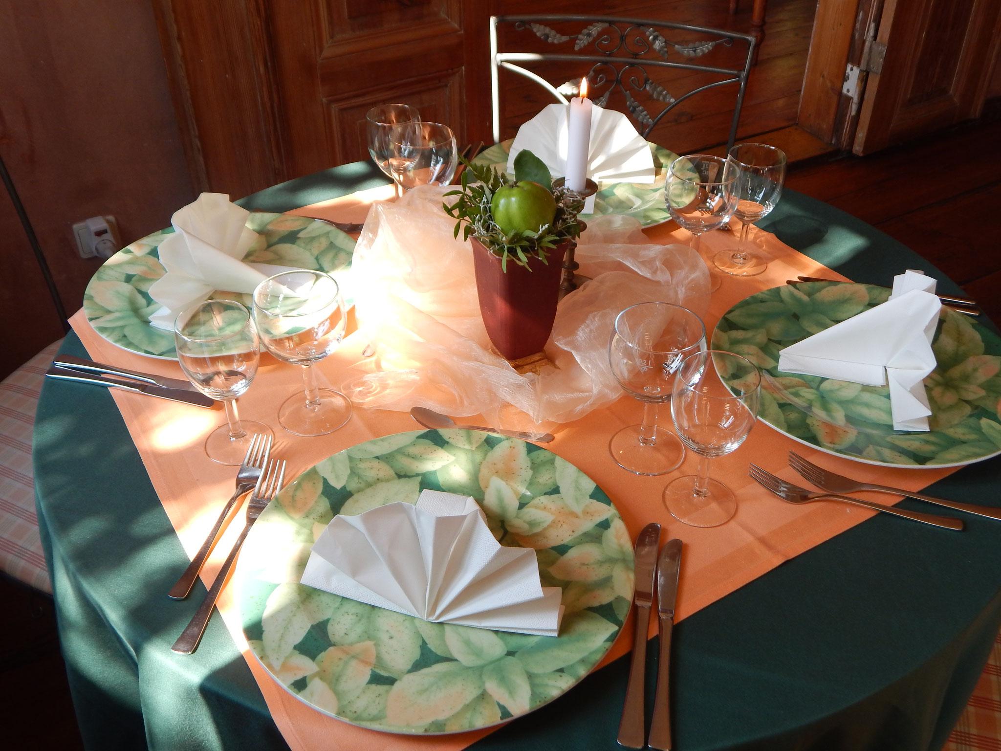 Schön feiern im Hotel Alte Försterei Kloster Zinna